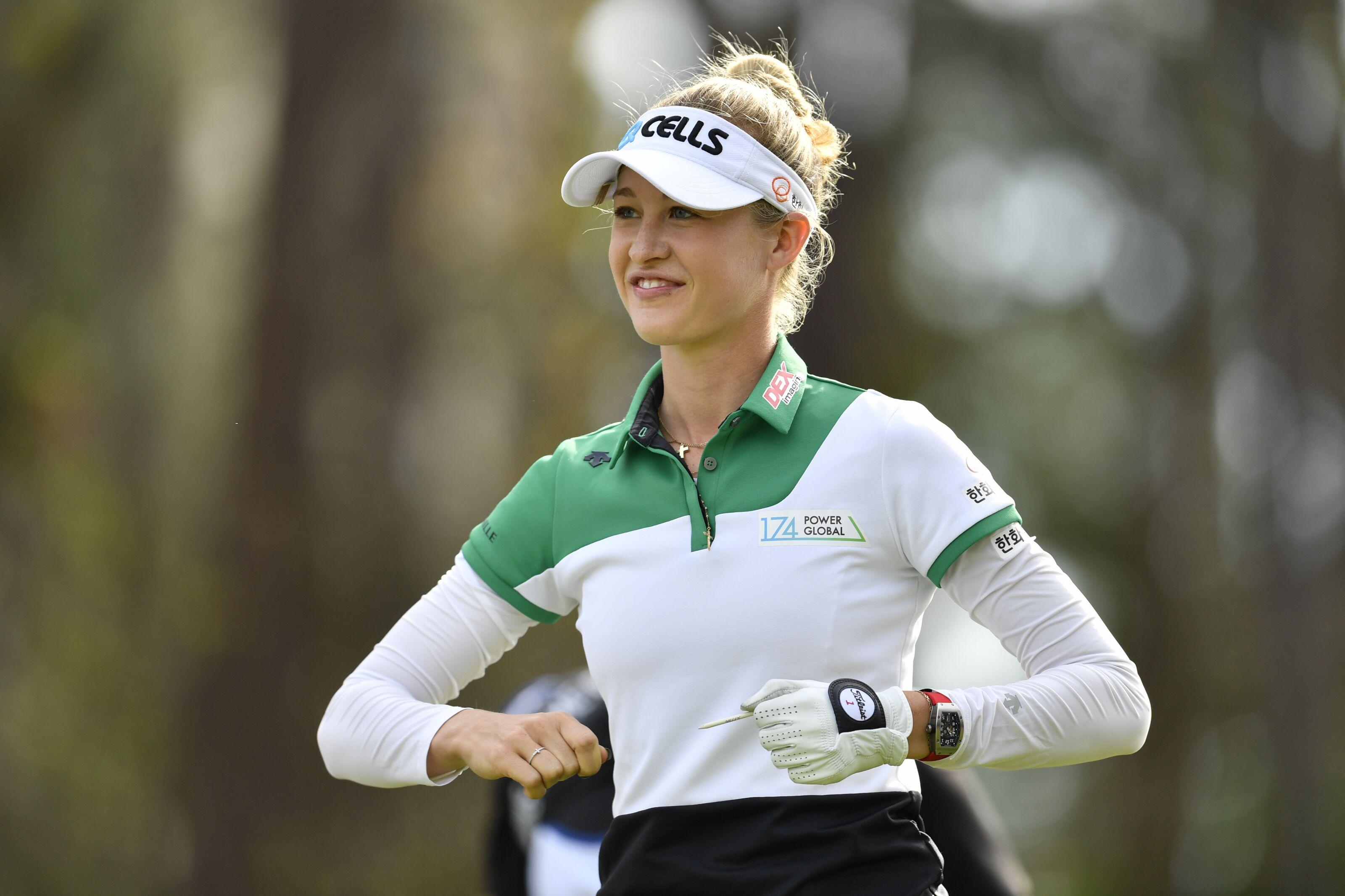 Nelly Korda Stacy Lewis American Standouts Go Into Sunday