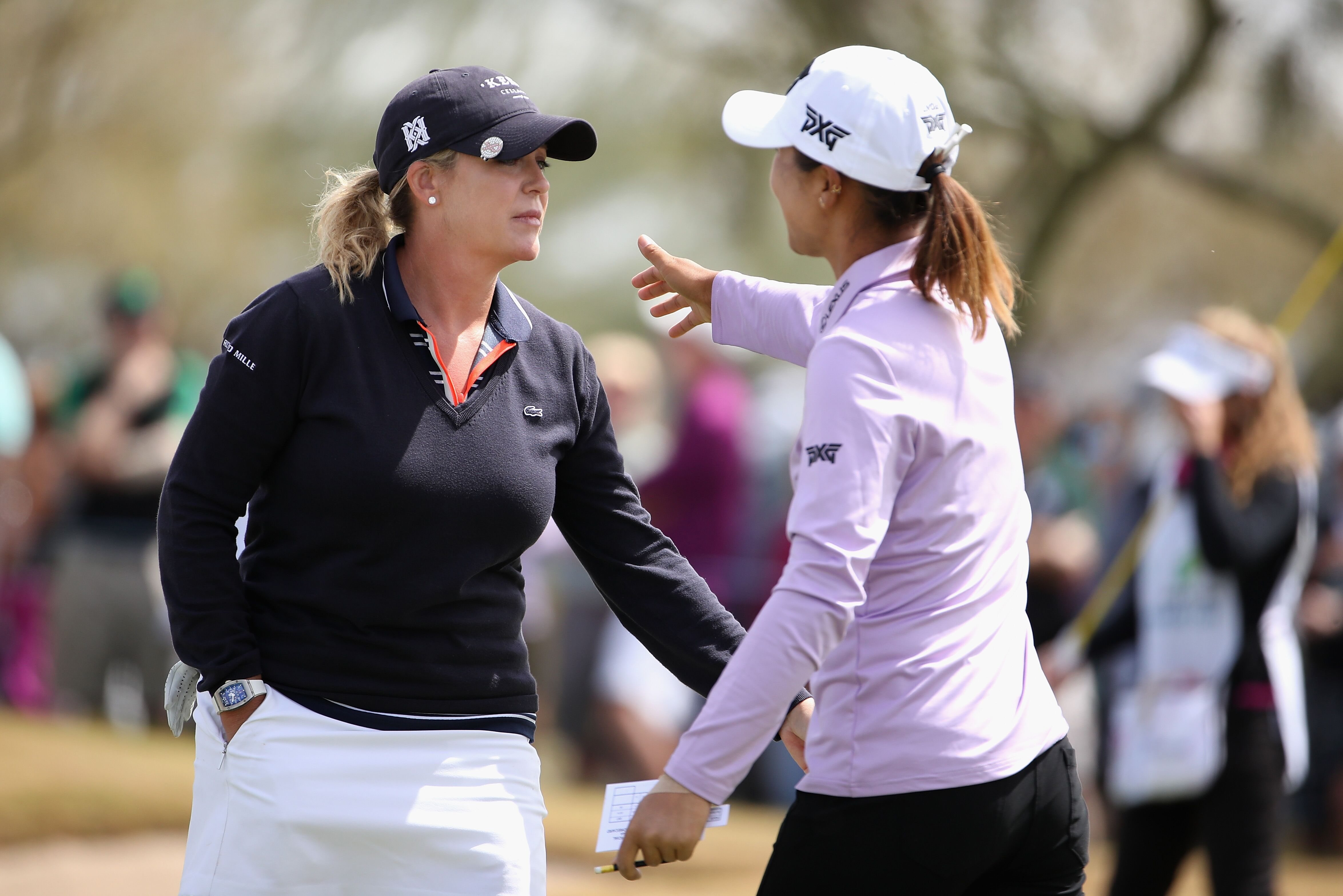 Shes only 21 but have we already seen best of Lydia Ko