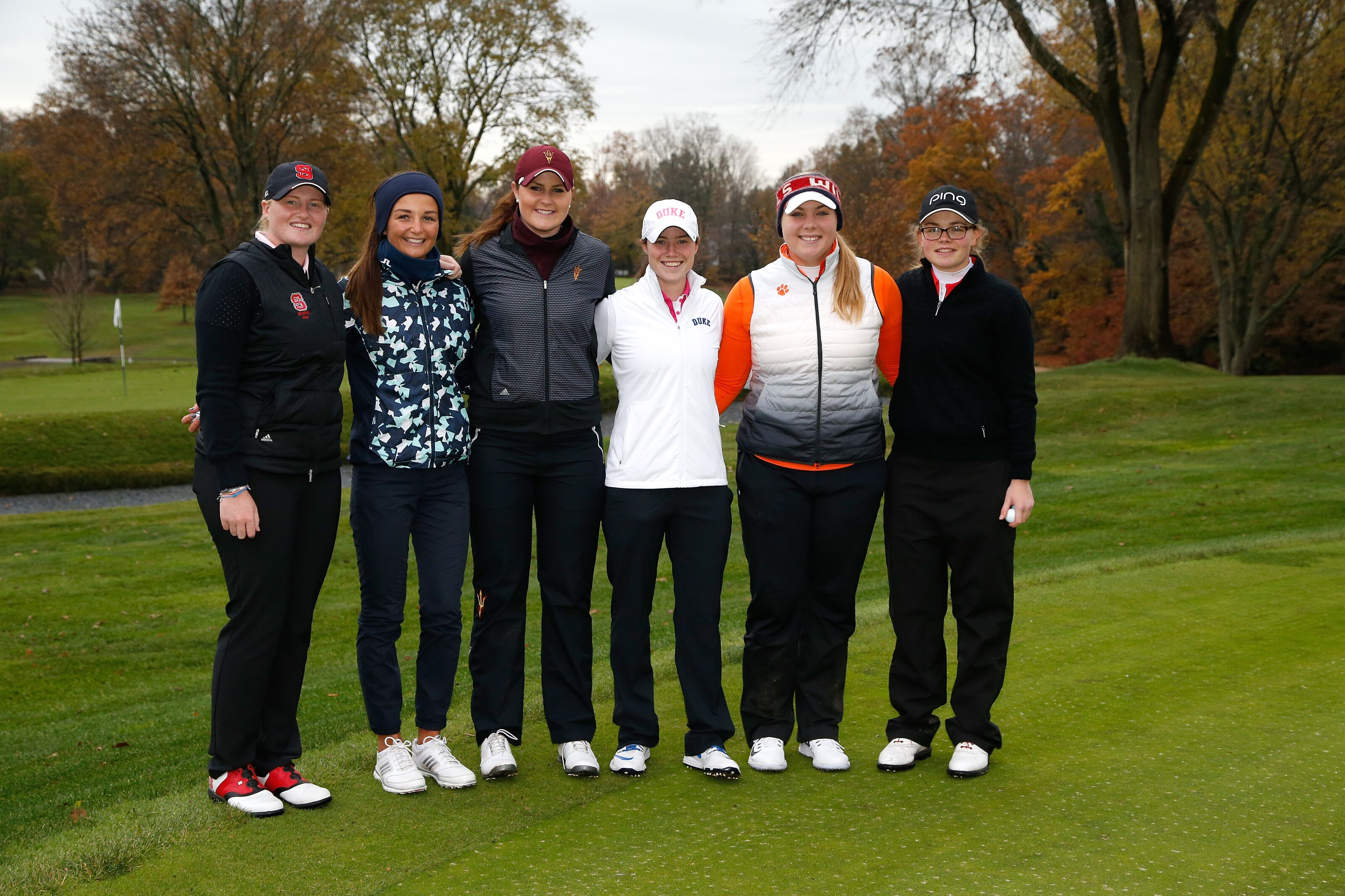 Curtis Cup 2018 GB&I Team: Ready to pull an upset against ...