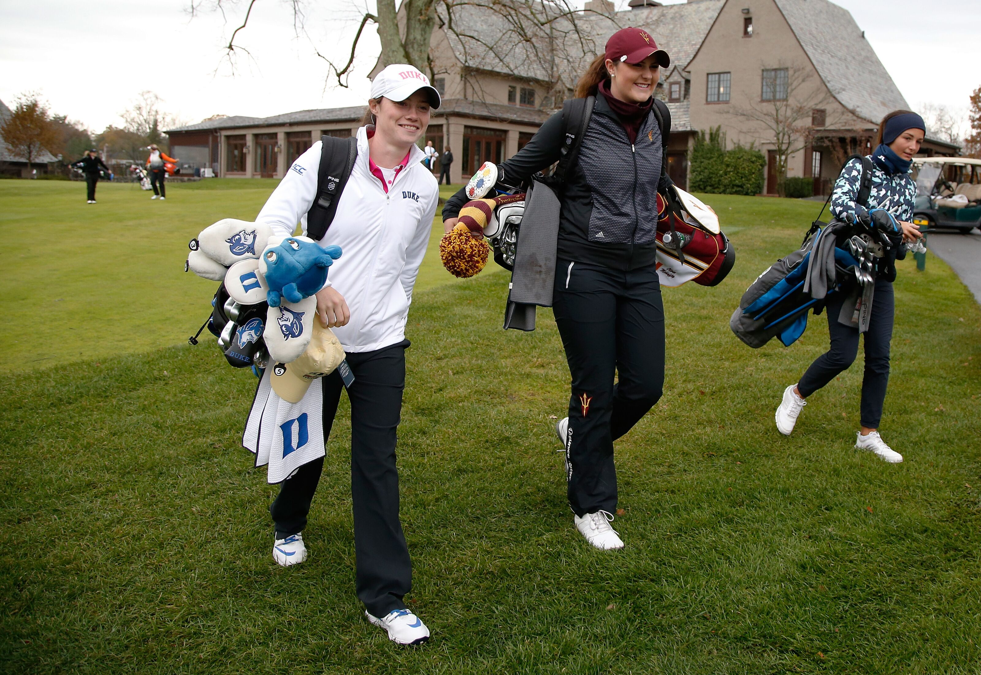 2018 Curtis Cup Team USA: Ready for the GB&I challenge!