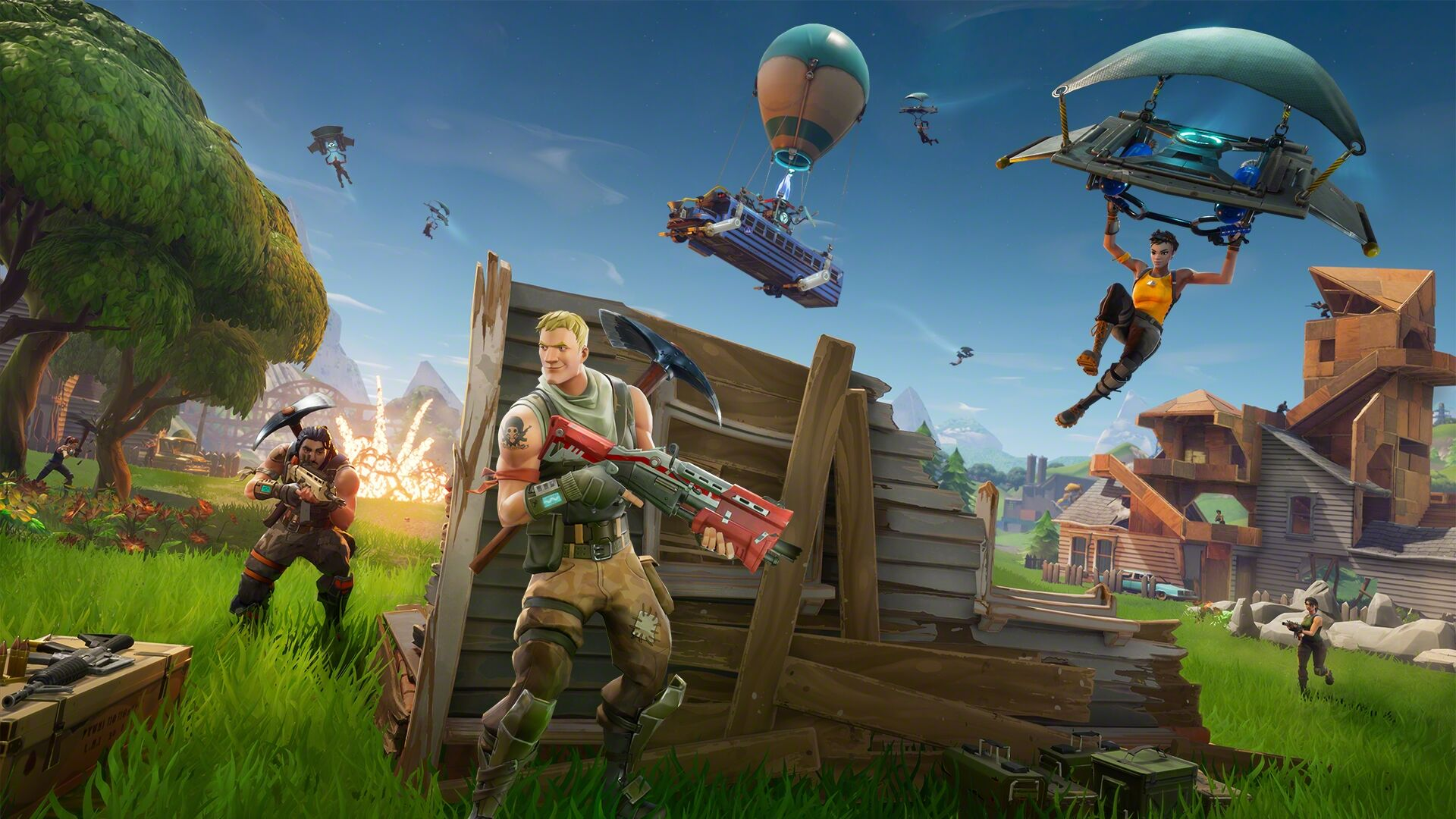 Fortnite: Is the return of Glider Redeploy welcomed? (POLL)