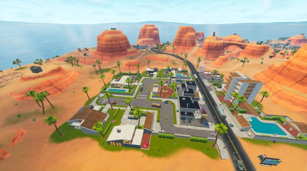 Fortnite Battle Royale Season 5 Is Here And It Brought Some Map Changes