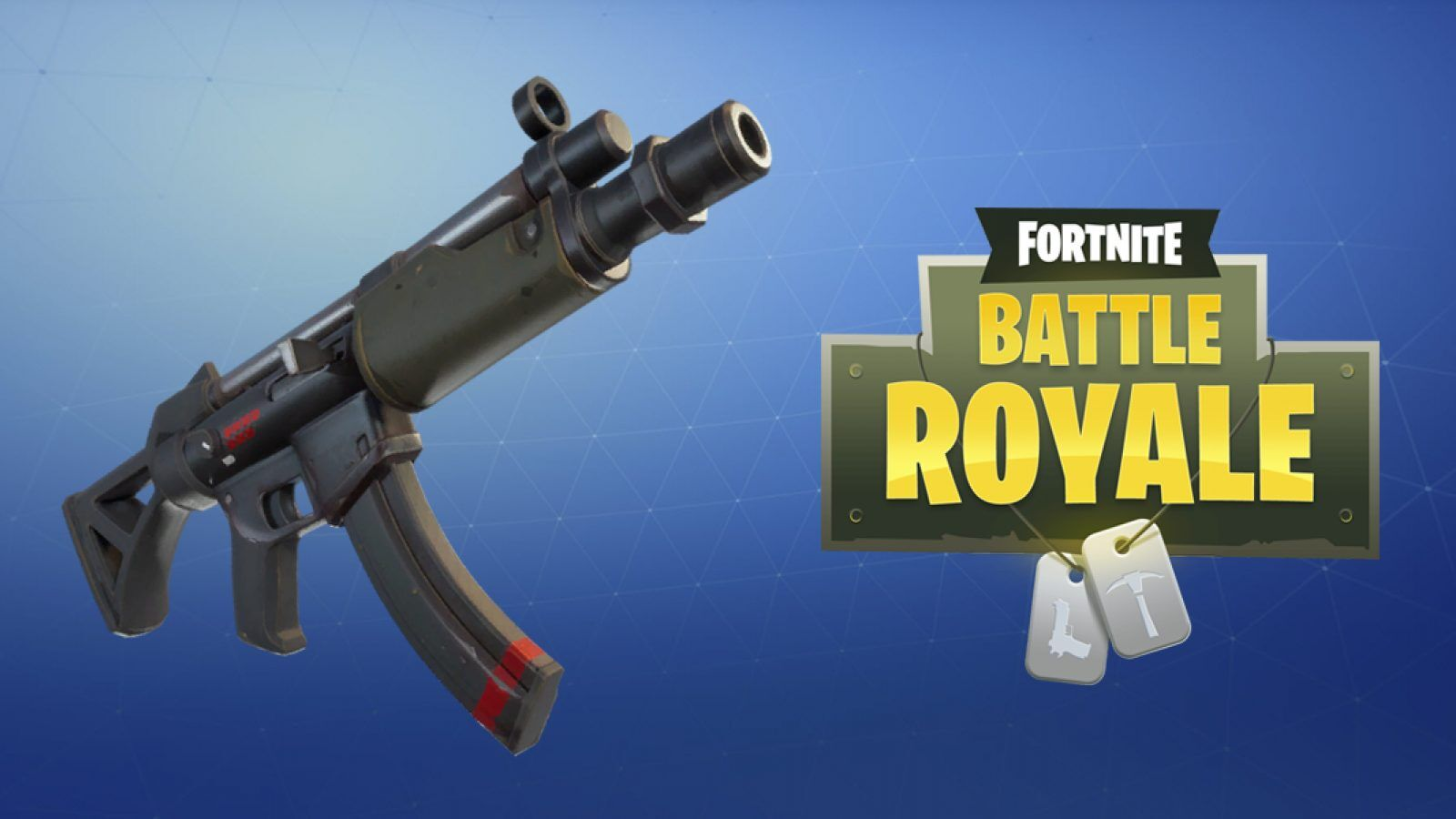 Fortnite Battle Royale The New Submachine Gun Is A Must Use Weapon