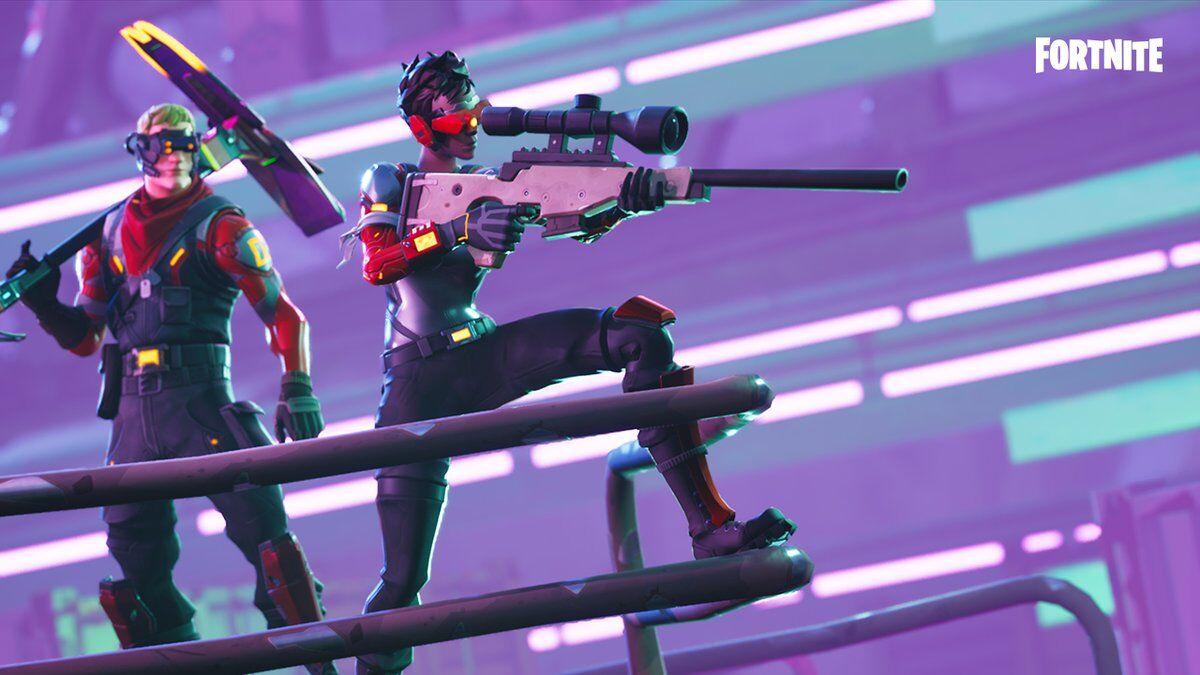 Fortnite: NEW Suppressed Sniper Rifle found in game files