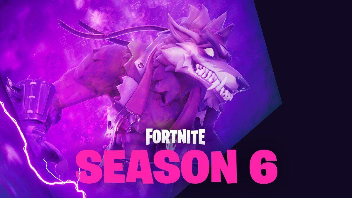 Fortnite Battle Royale Darkness Rises In Brand New Season 6 Launch