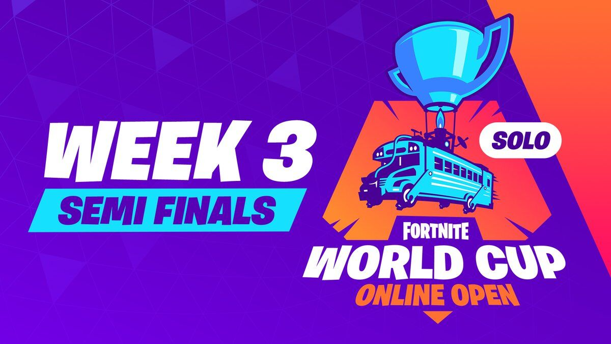 - fortnite solo tournament world cup