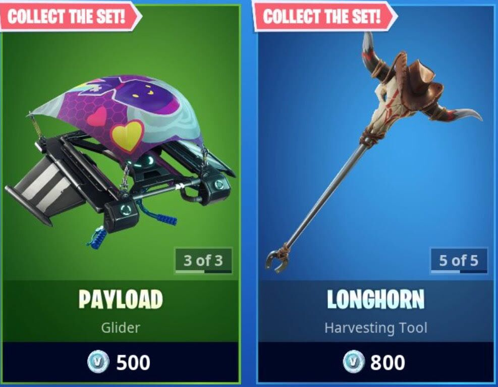 Fortnite: Today's Item Shop Featuring Starlie 10/10/19