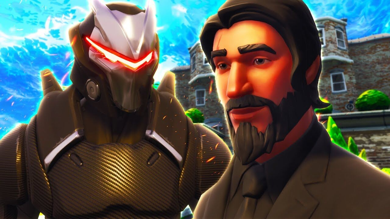 Fortnite Battle Royale Which Tier 100 Skin Is Better John Wick Or