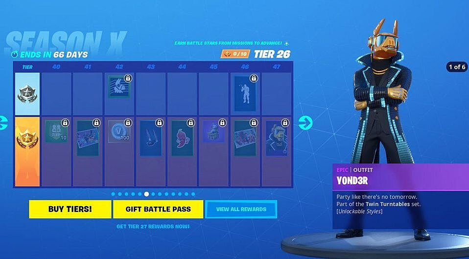 Three Best Items From Fortnite Season 10 Battle Pass Page 4