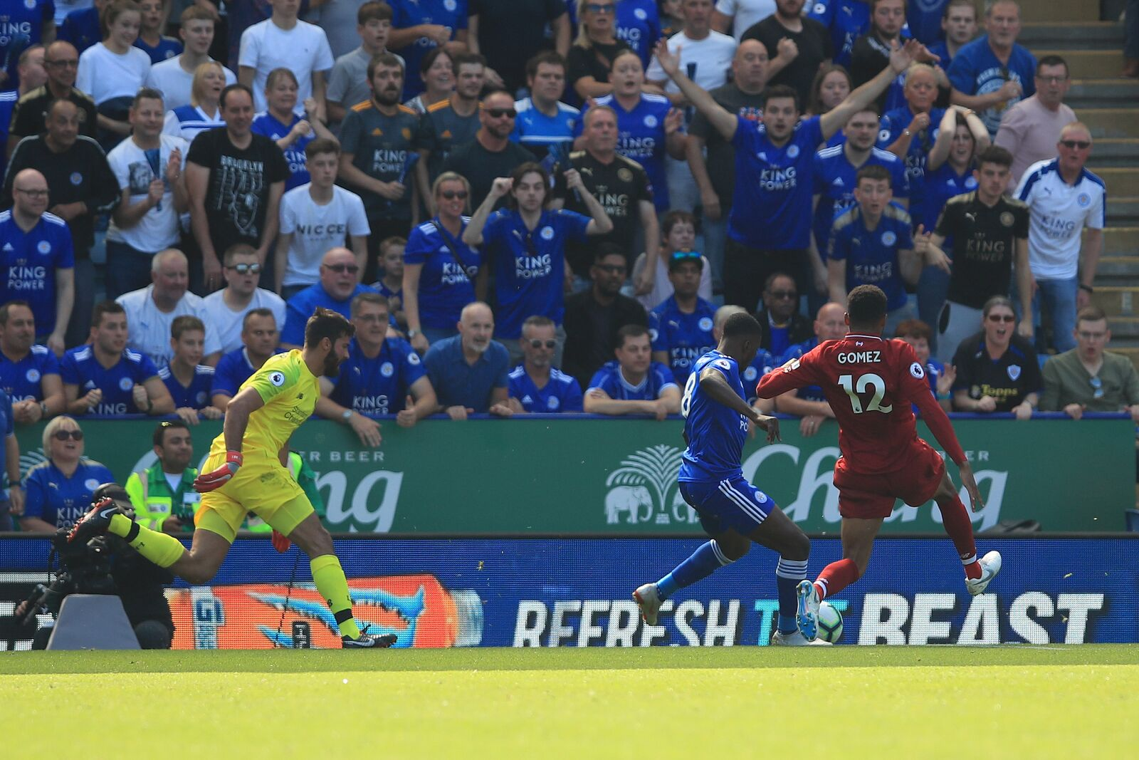 Best Twitter reactions: Leicester City 1-2 Liverpool
