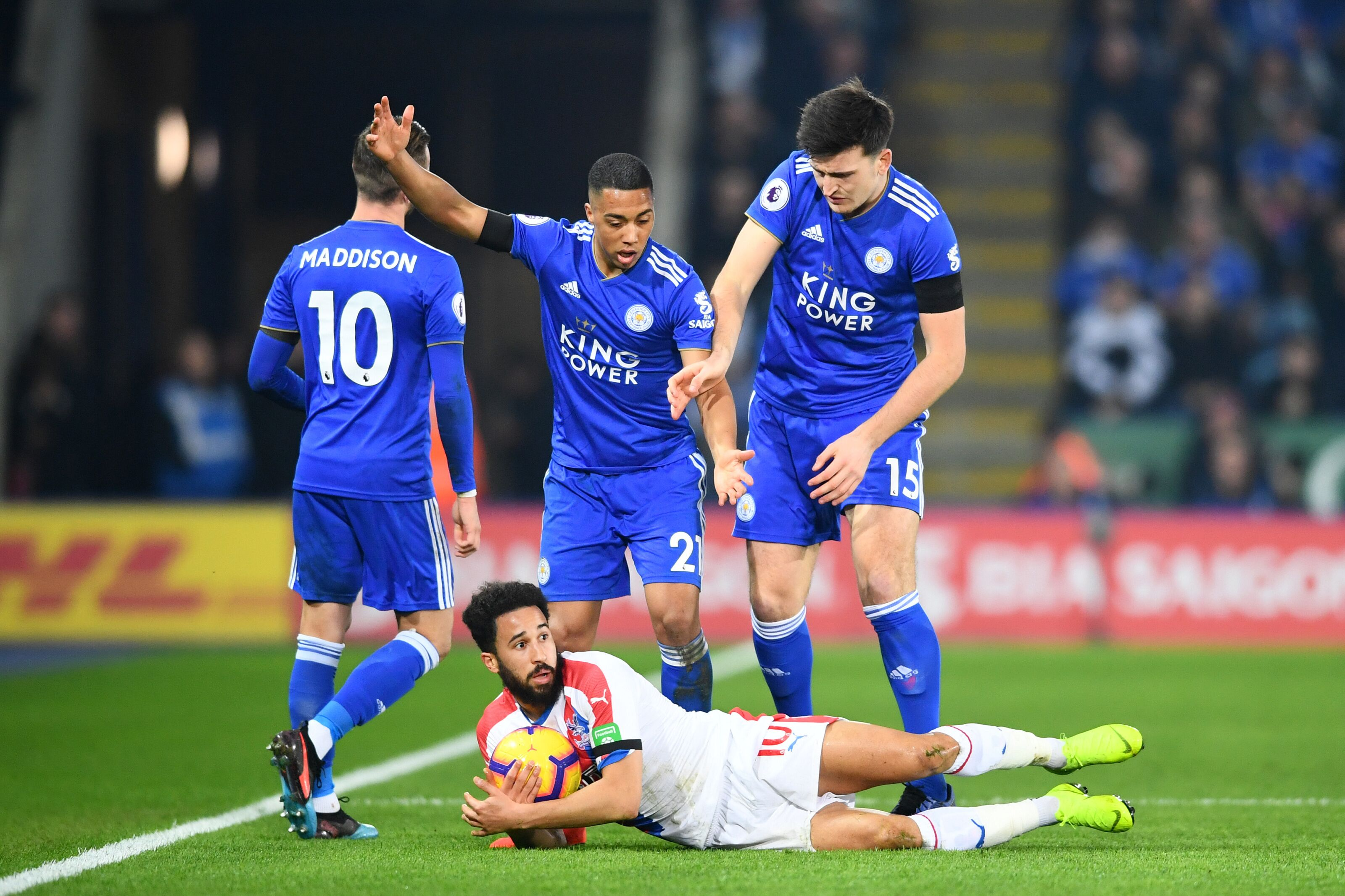 Andros Townsend is an upgrade for Leicester City but won't elevate club