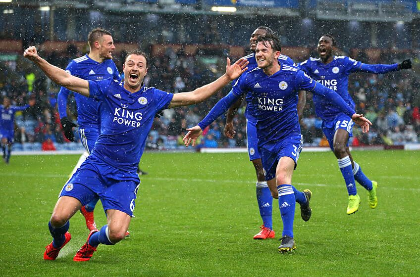 leicester city vs burnley - photo #23
