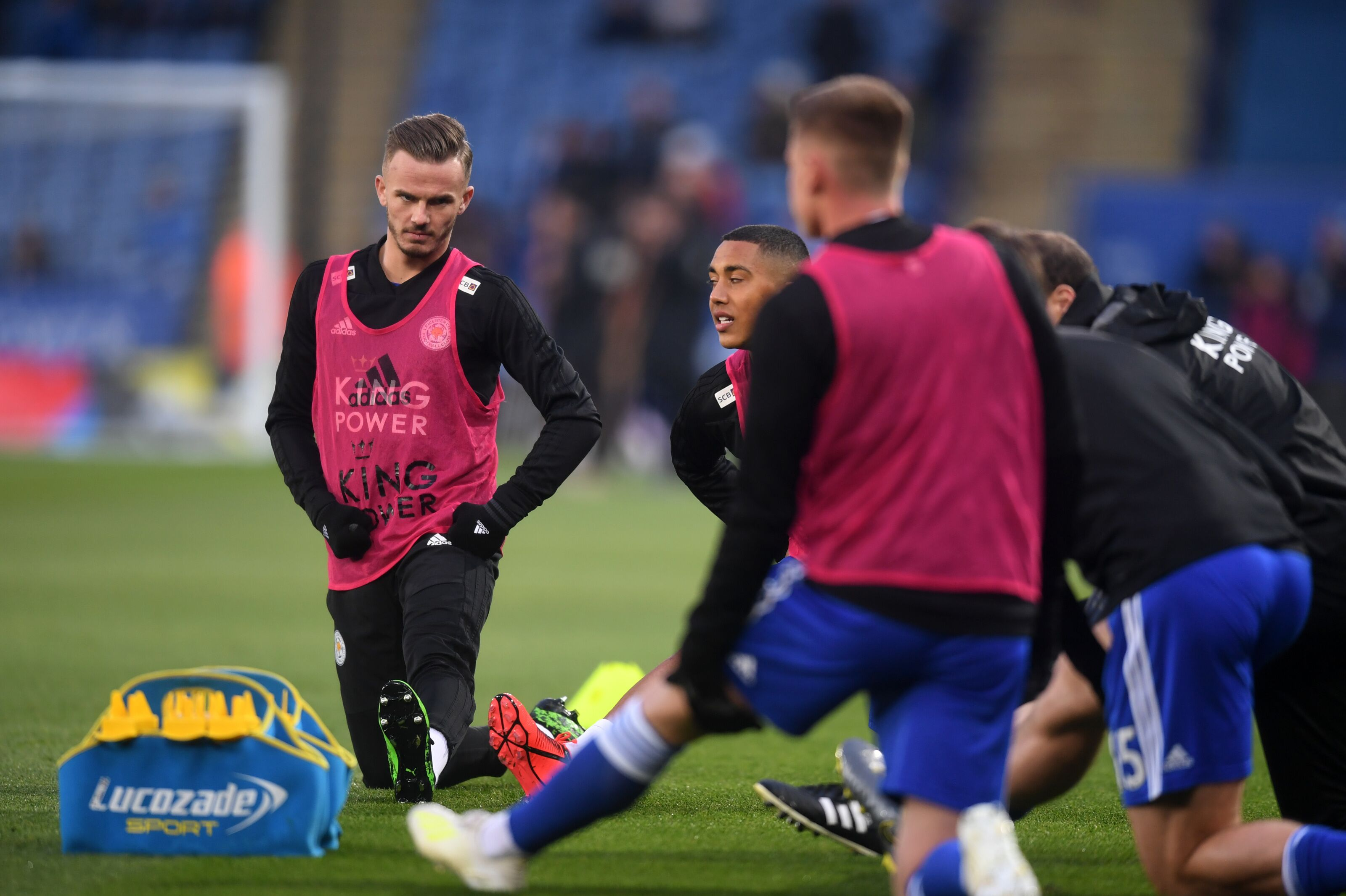 Leicester City better off without European Football, says Paul Merson