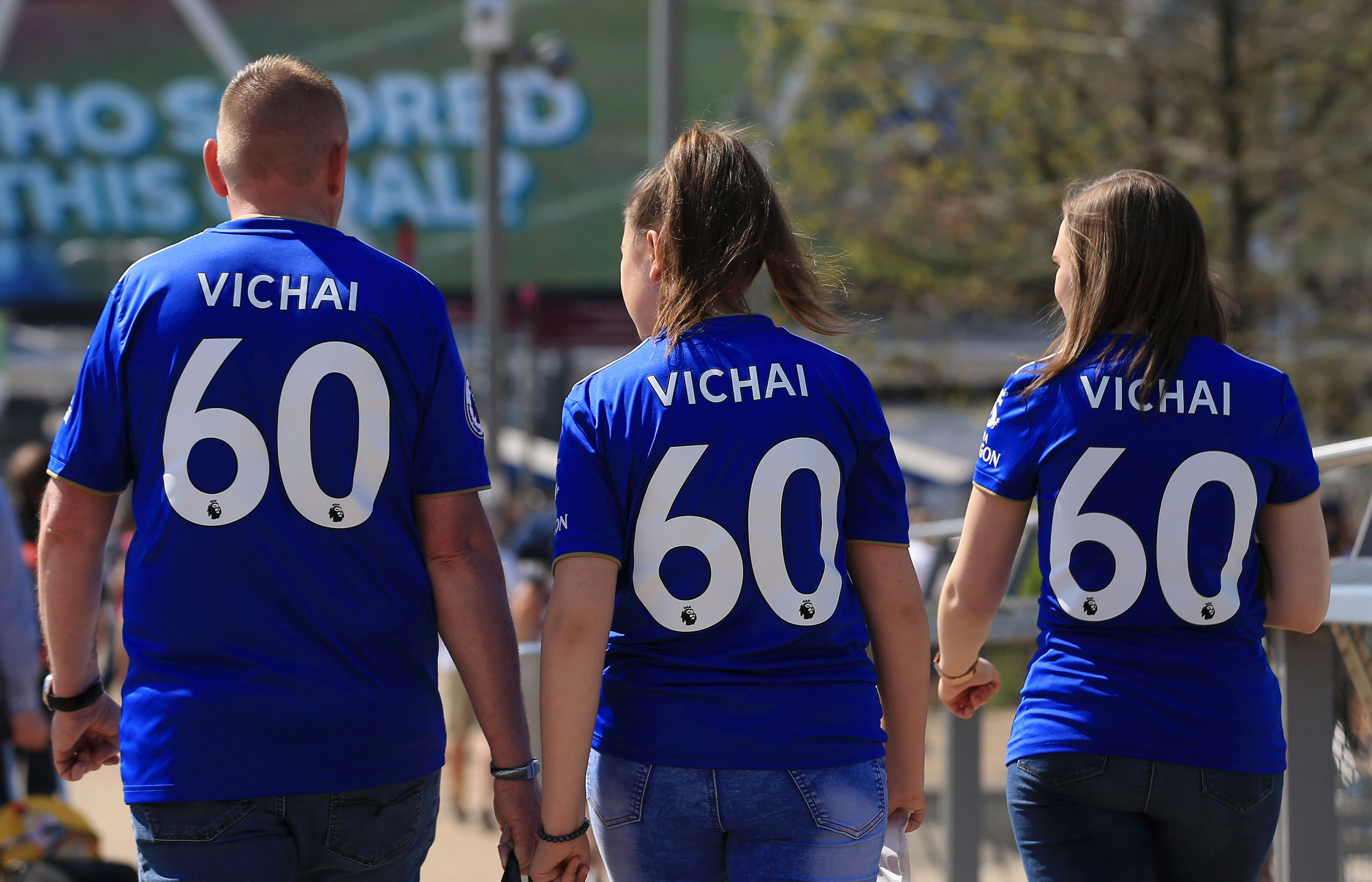 Leicester City to honour Vichai Srivaddhanaprabha legacy at King Power Stadium