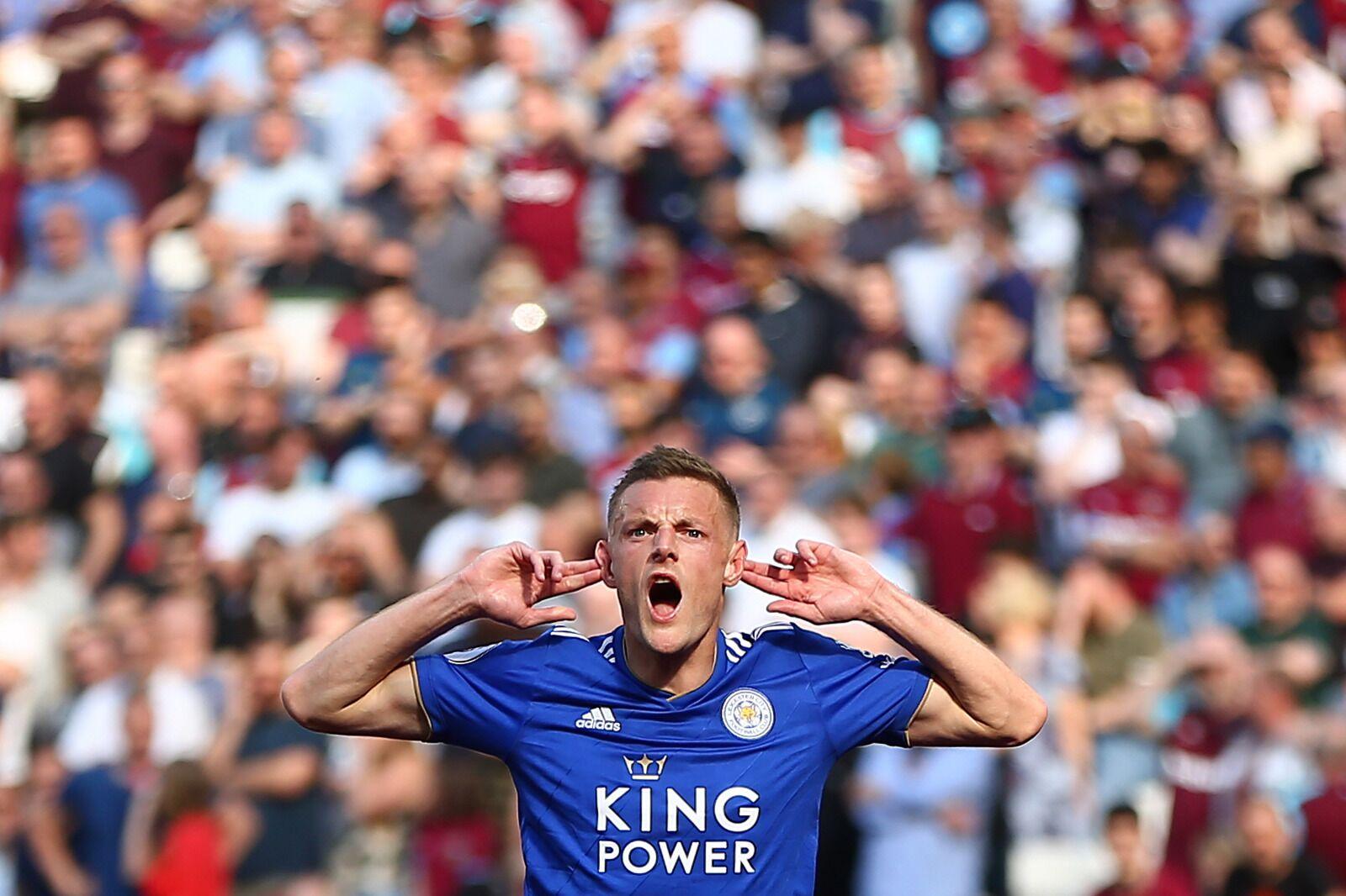 Brendan Rodgers explains how he has got Jamie Vardy firing again for Leicester City