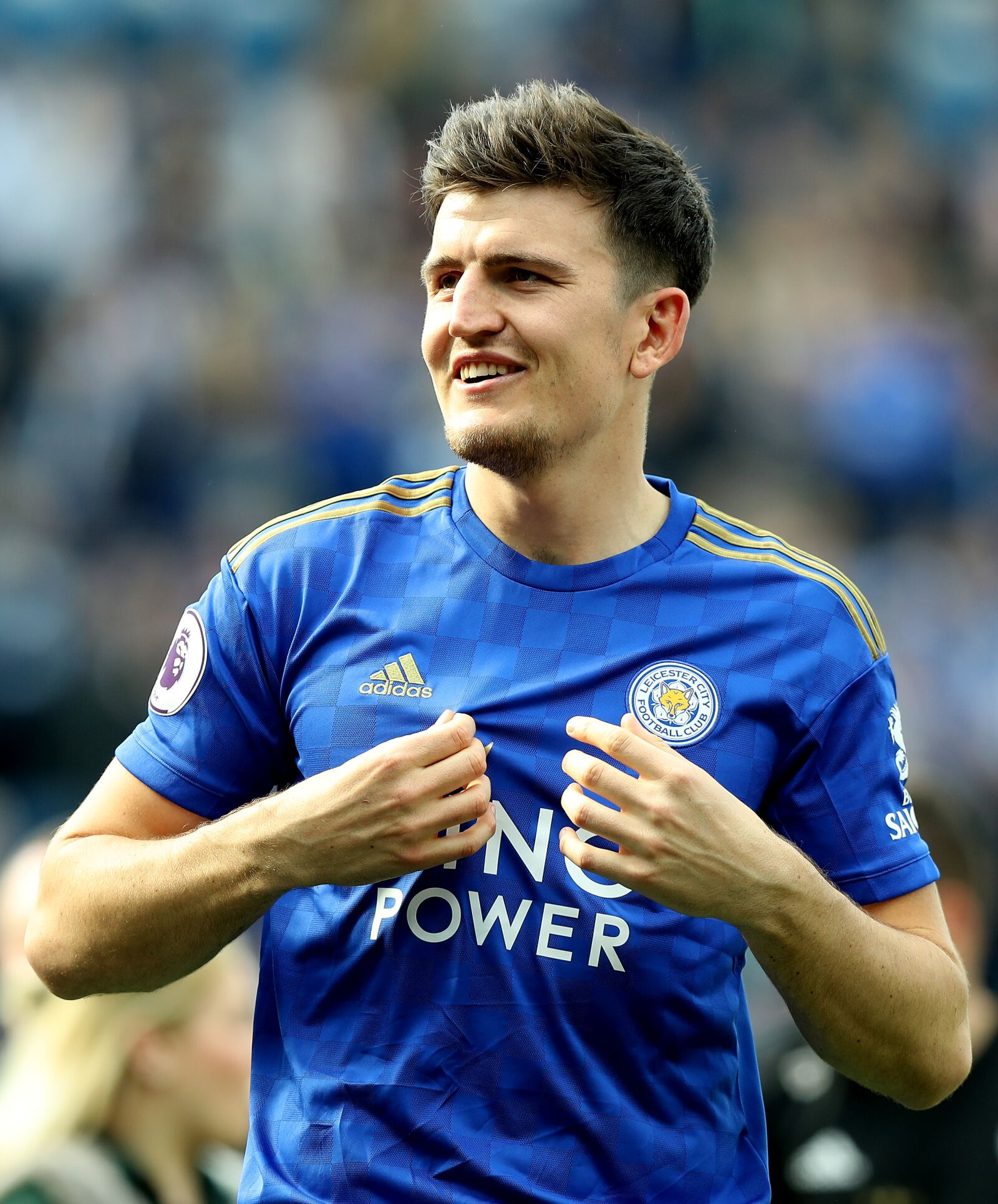 Manchester United could include two players in Harry Maguire deal