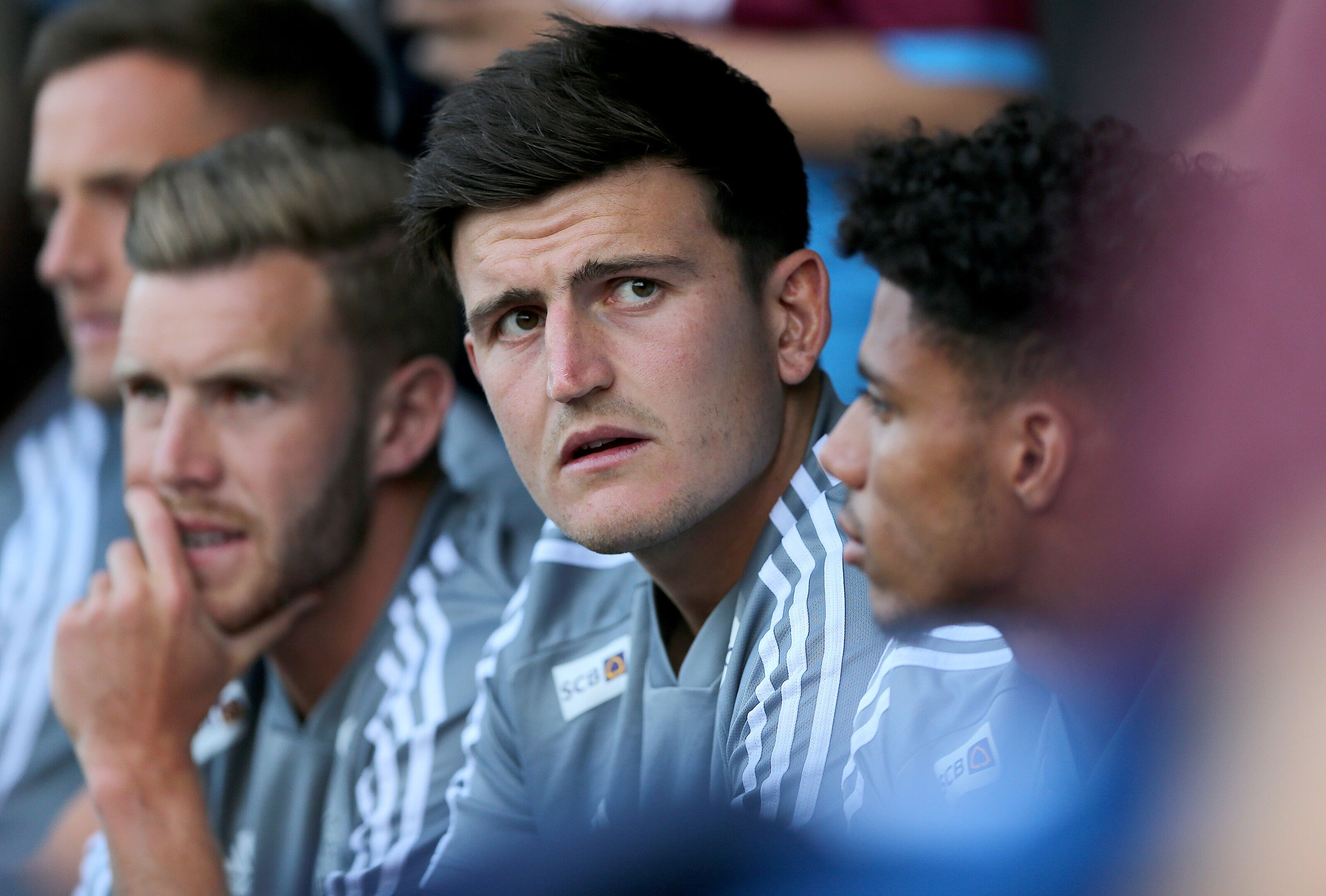 Harry Maguire doesn't think he's worth £80 million