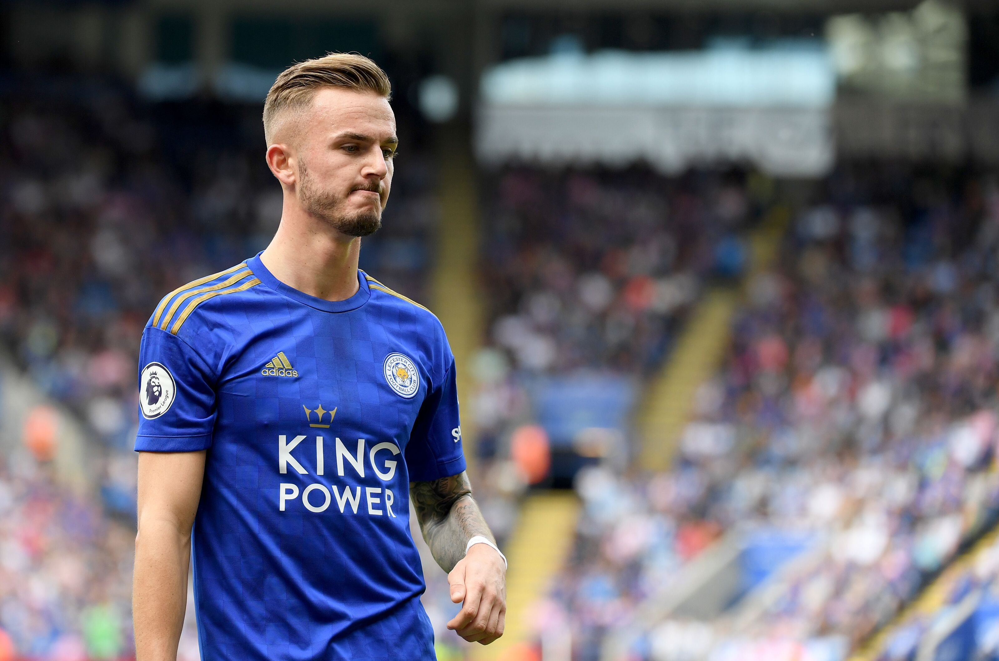 Why Brendan Rodgers altered Leicester City system, formation in first game