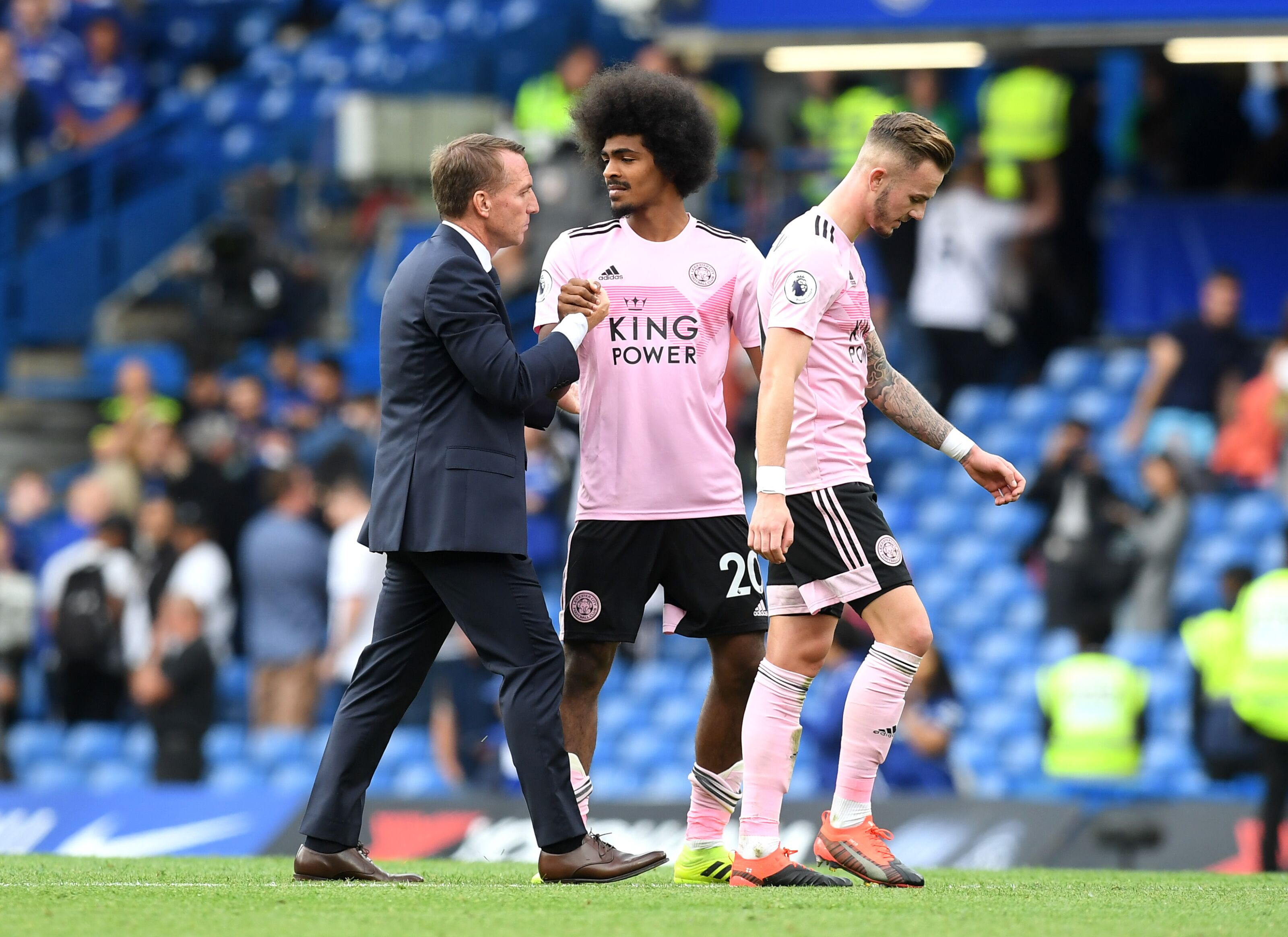 How Brendan Rodgers' half-time Leicester City tinkering stunted Chelsea