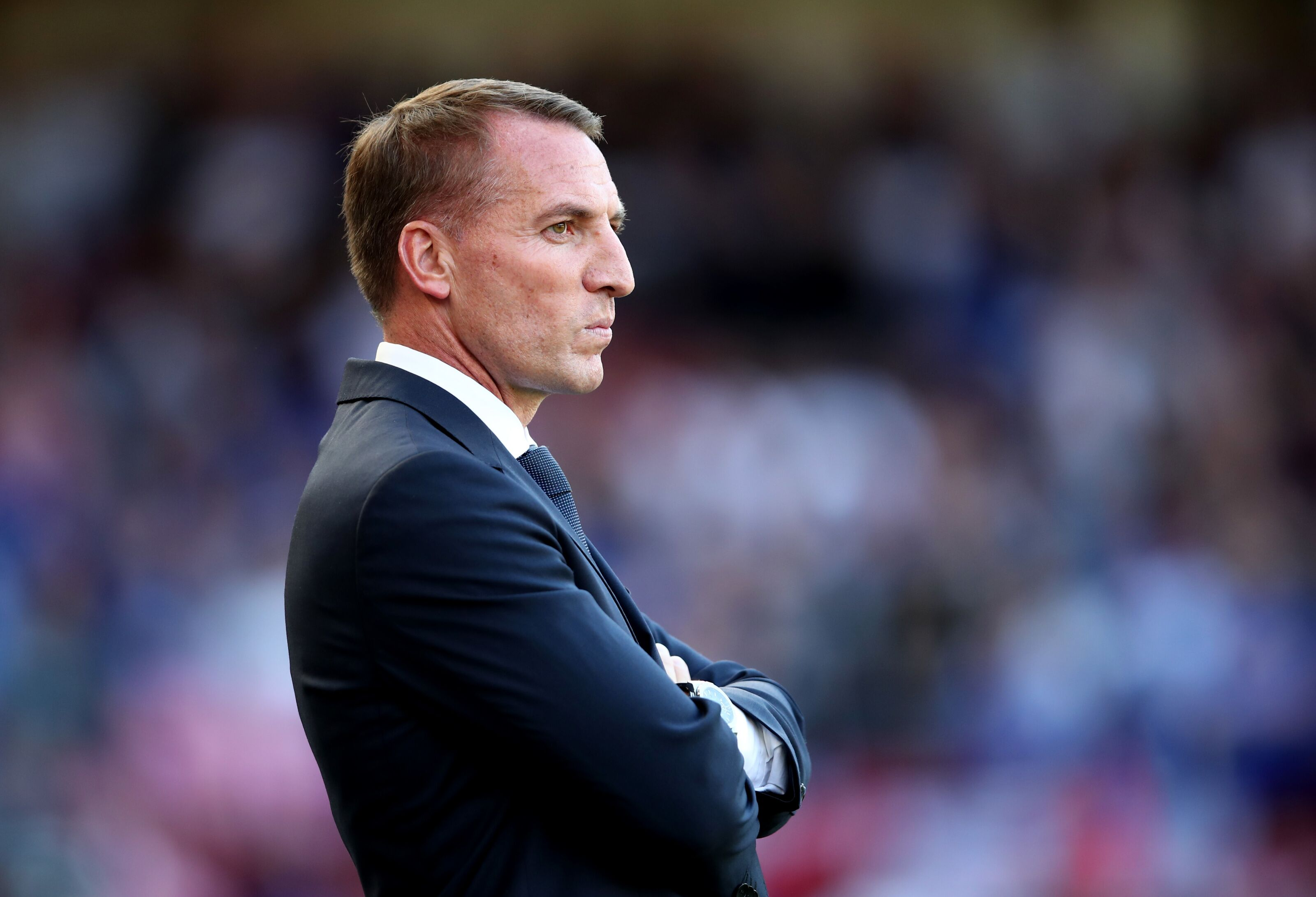 Manchester United and Liverpool too hard to turn down, says Brendan Rodgers