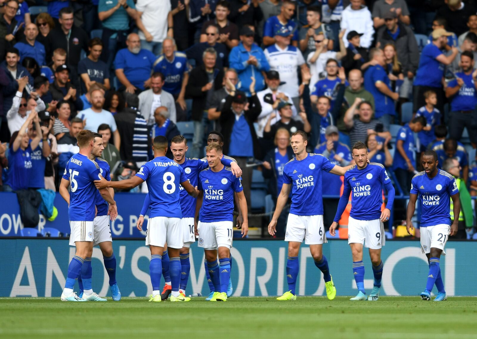 How Leicester City outclassed Bournemouth for their display of the season