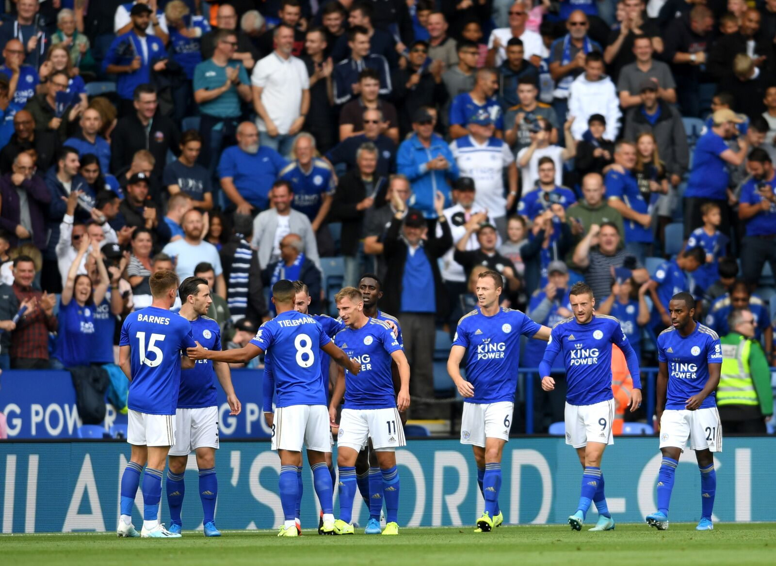 Star Leicester City player judged fit to face Tottenham Hotspur