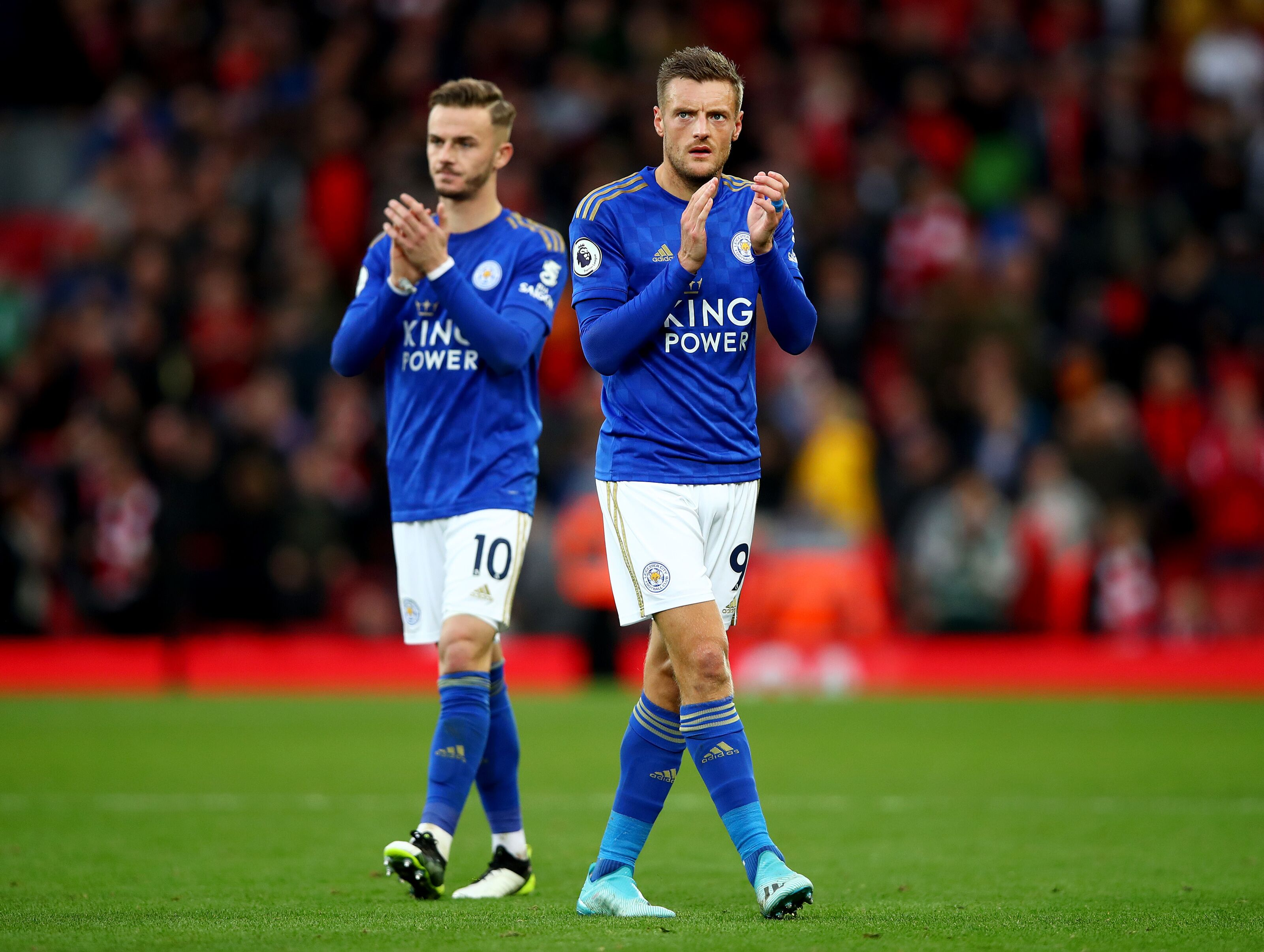 TEAM NEWS: Leicester City injuries, player availability for Burnley
