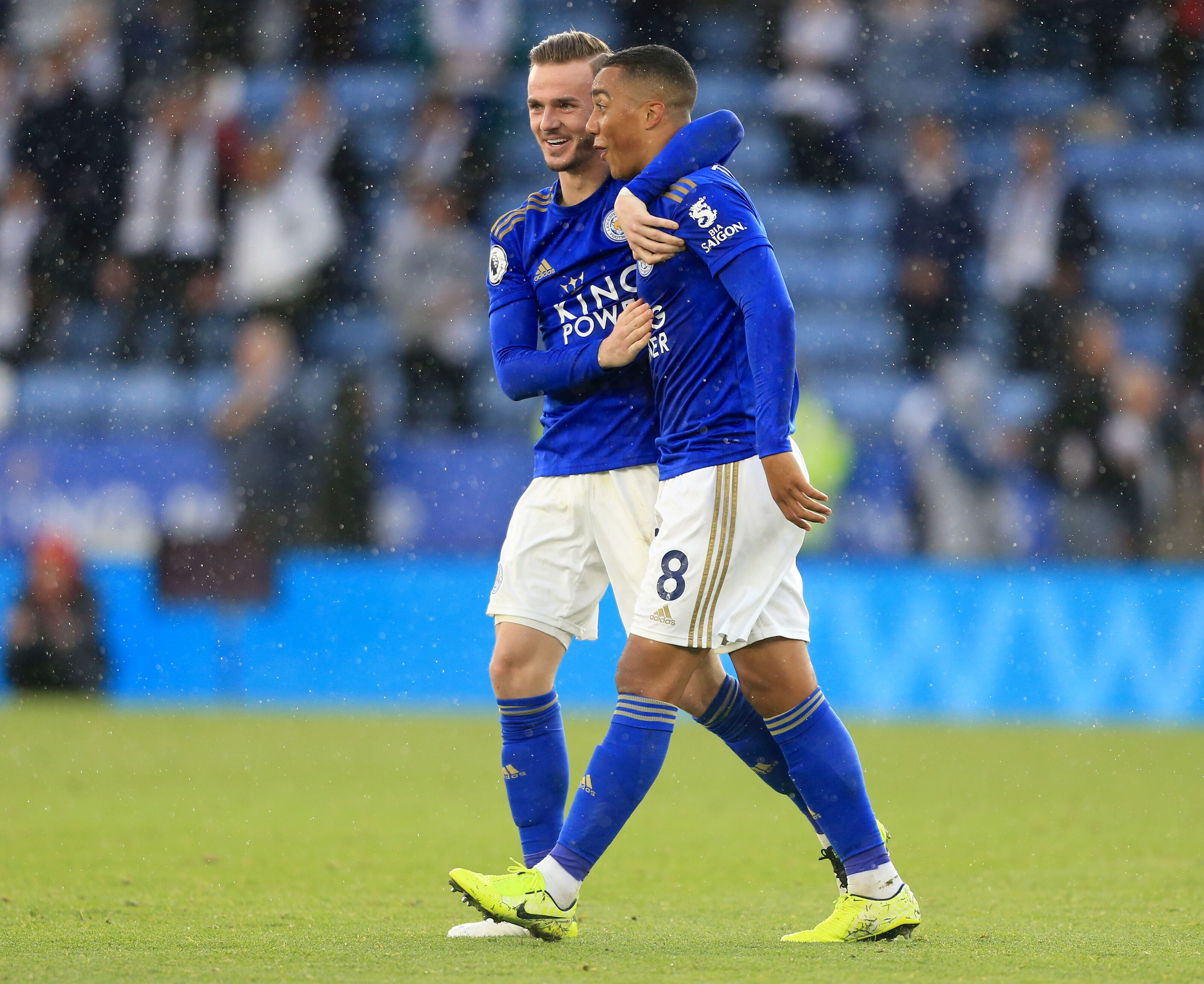 Brendan Rodgers criticizes James Maddison, Youri Tielemans: Leicester