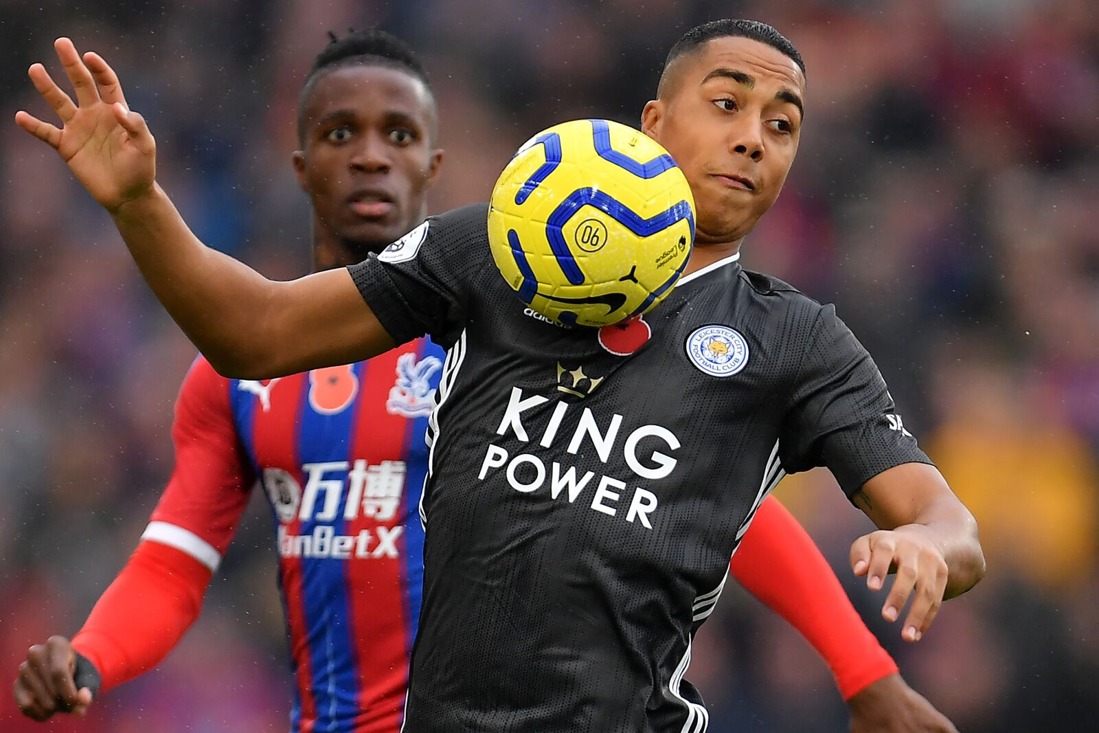 Youri Tielemans next in line for new Leicester contract: REPORT