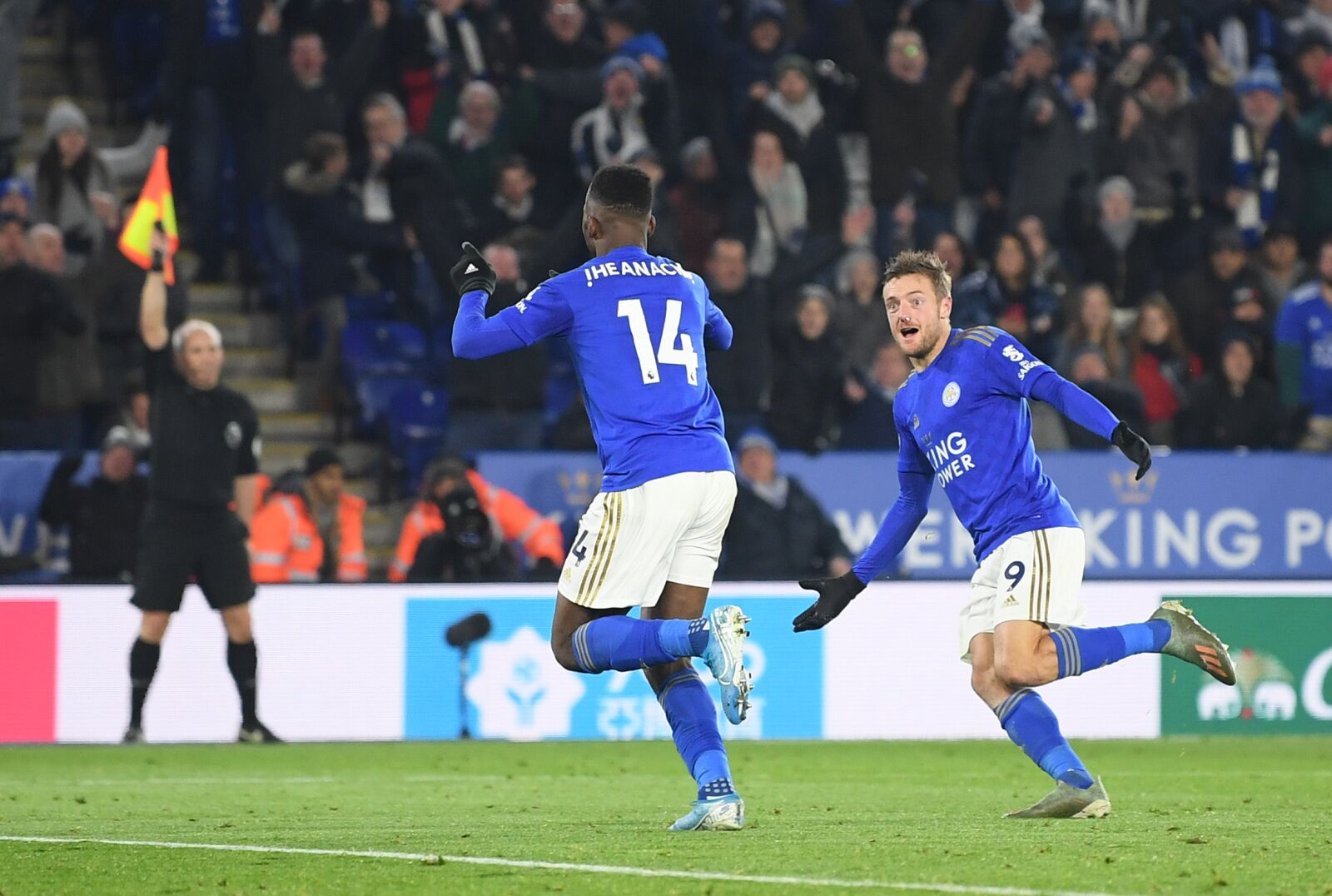 Leicester 2-1 Everton: How Kelechi Iheanacho rose from the dead