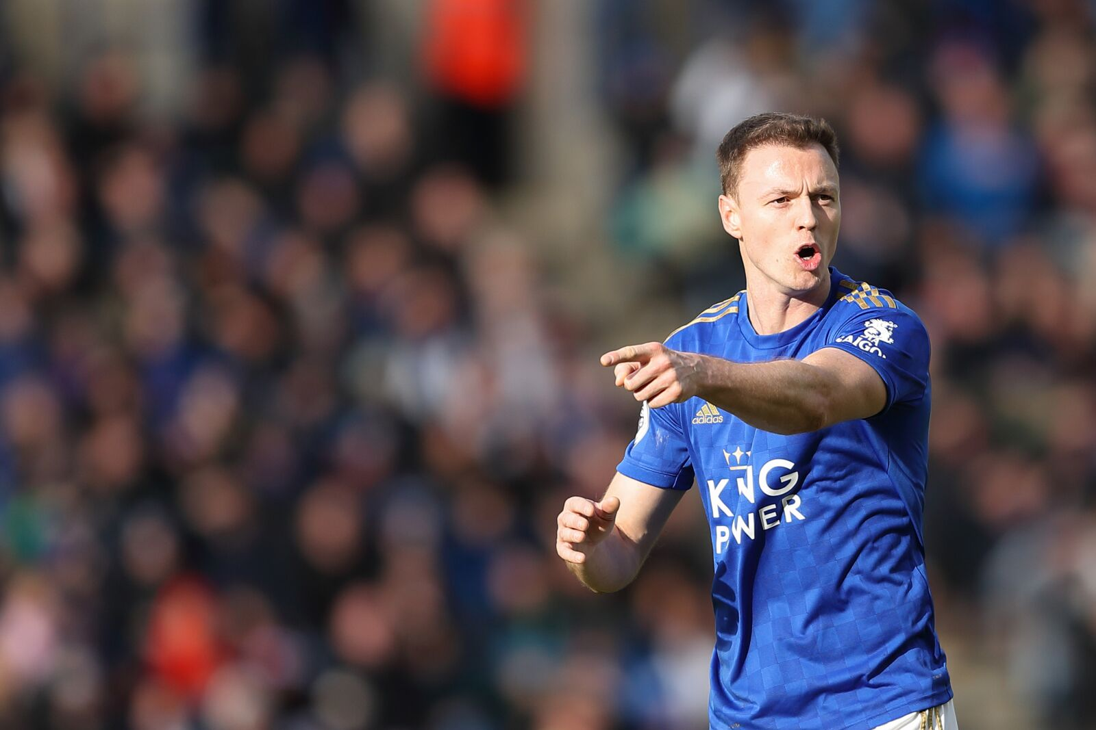 Leicester City not taking anything for granted, says Jonny Evans