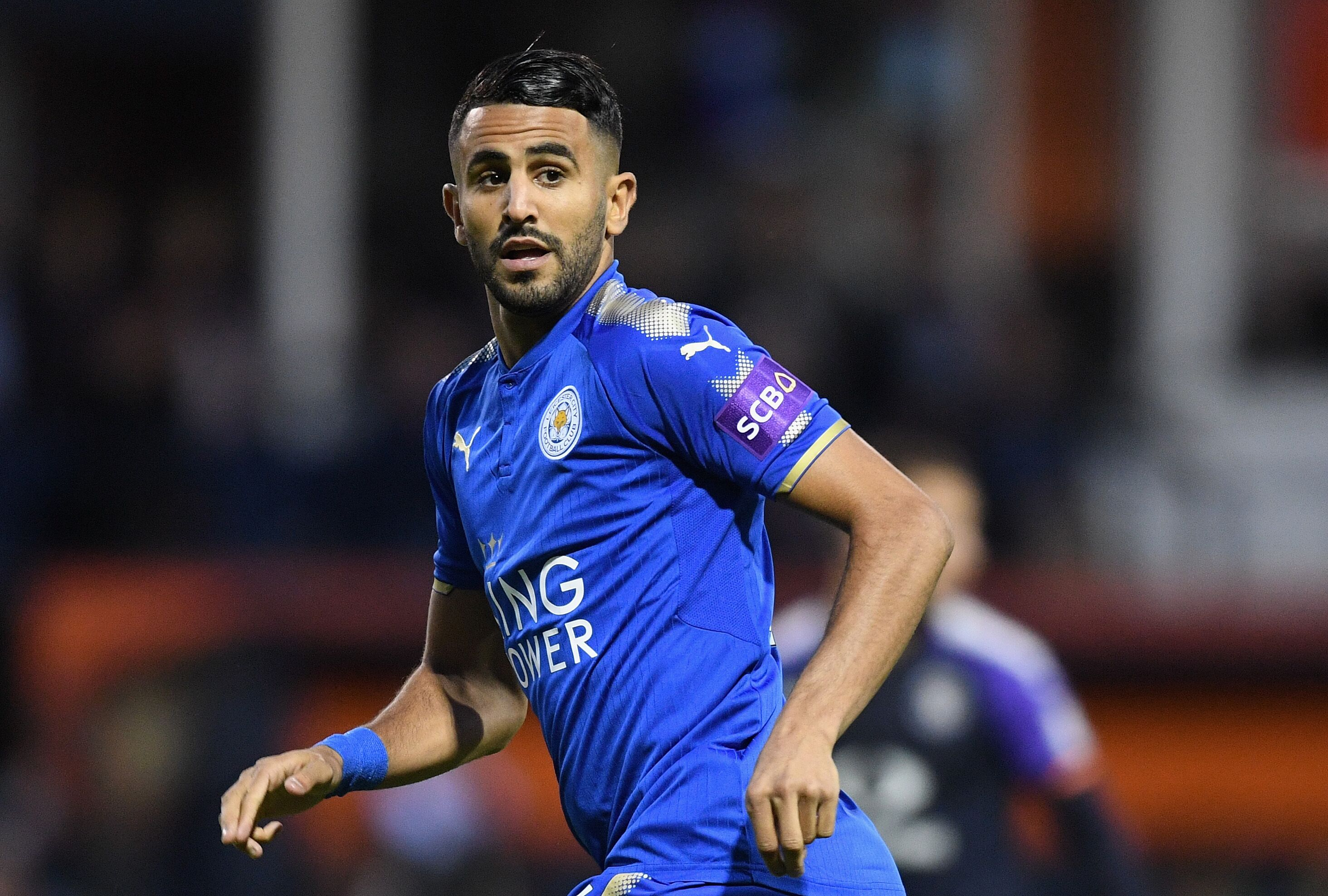 AS Roma remain upbeat about signing Riyad Mahrez from Leicester City