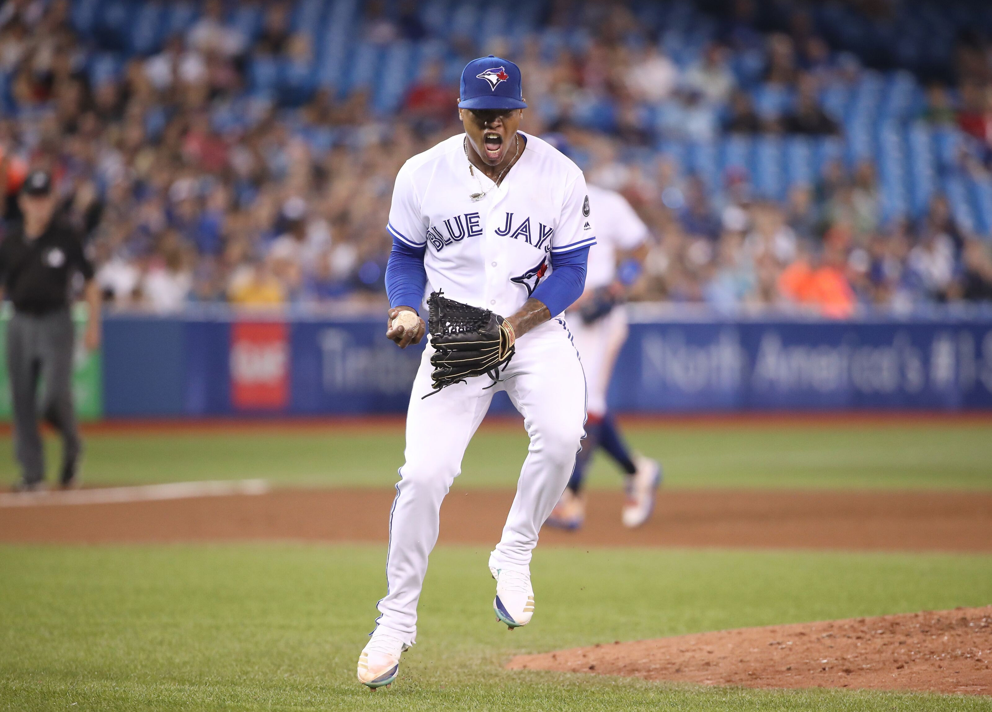 San Diego Padres Engaged With Blue Jays For Marcus Stroman Deal