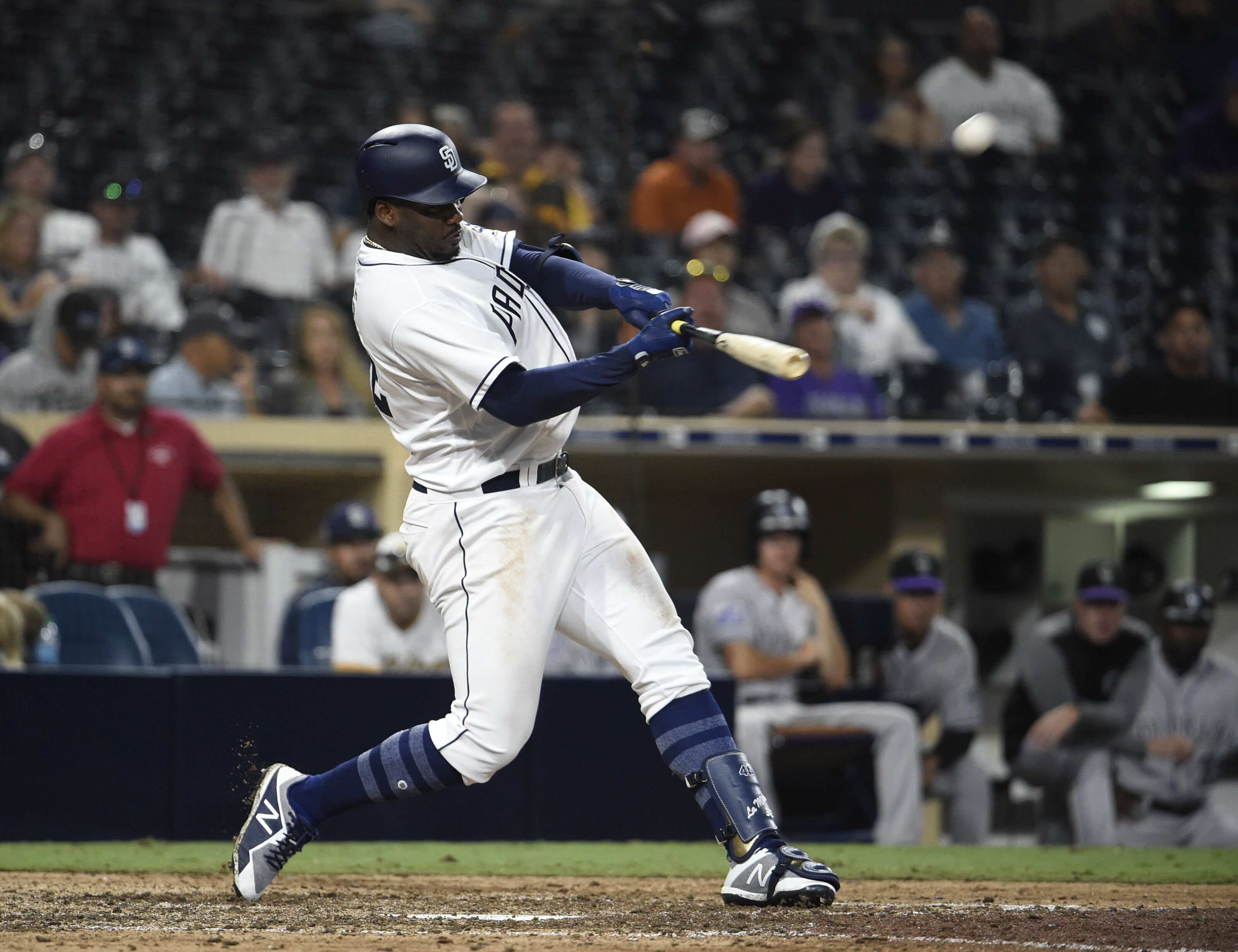 San Diego Padres: The Hottest Hitting Friars Of September