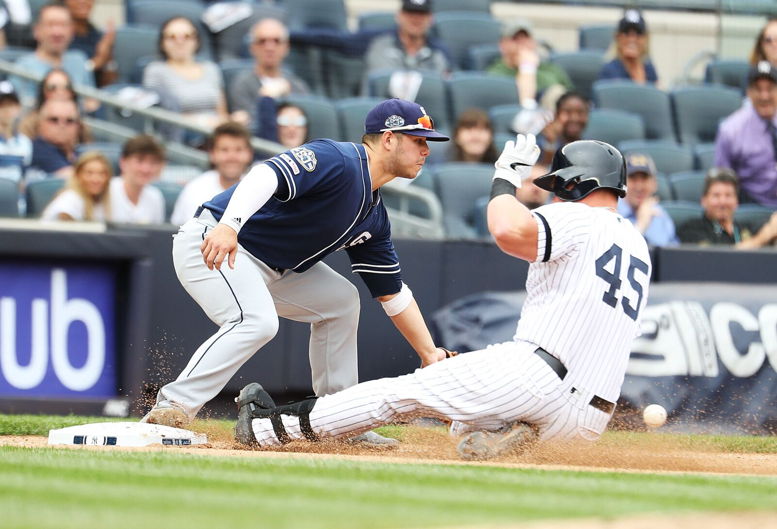 San Diego Padres should recall Ty France to play third base