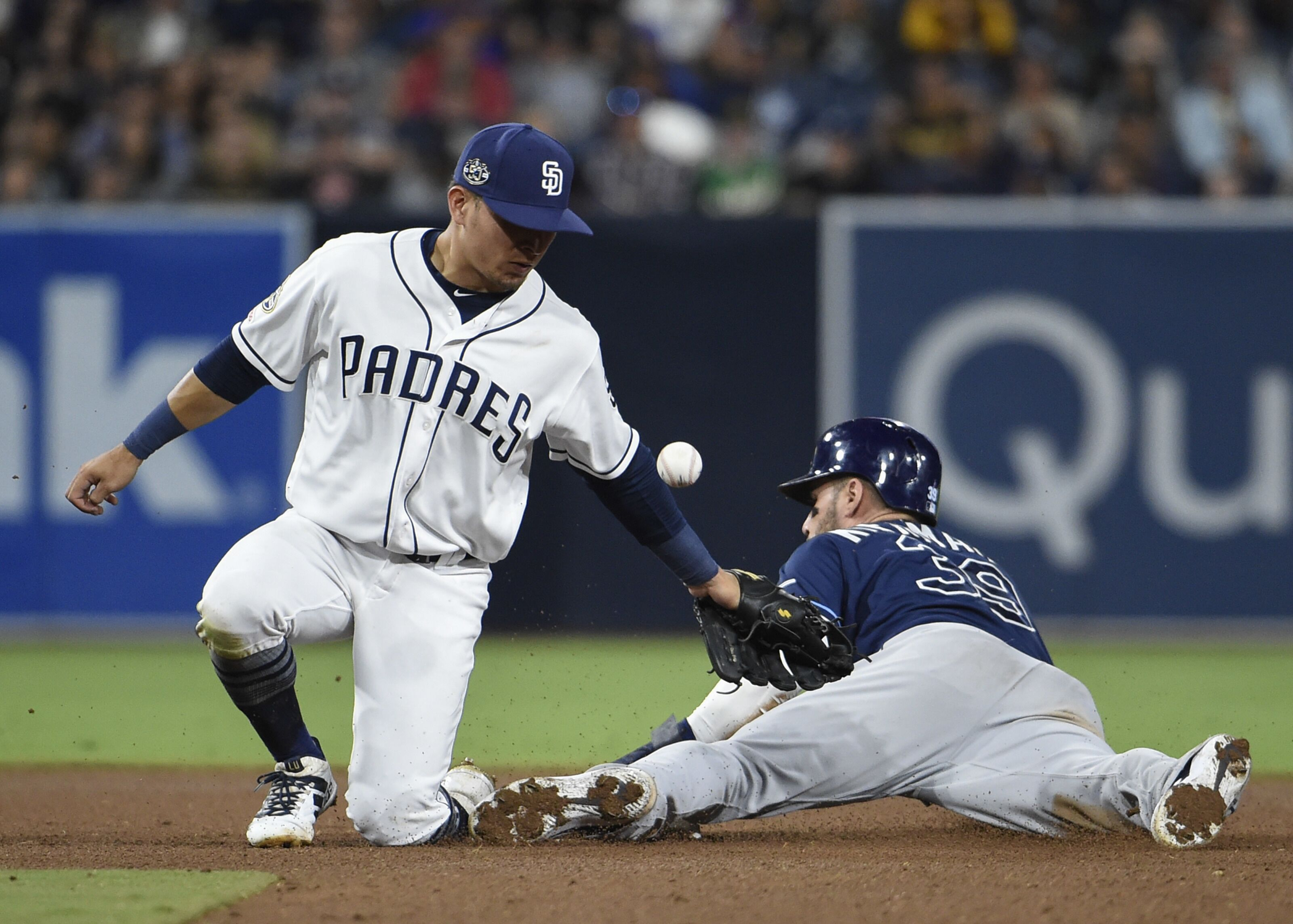 San Diego Padres bullpen fails again in lopsided loss to Rays