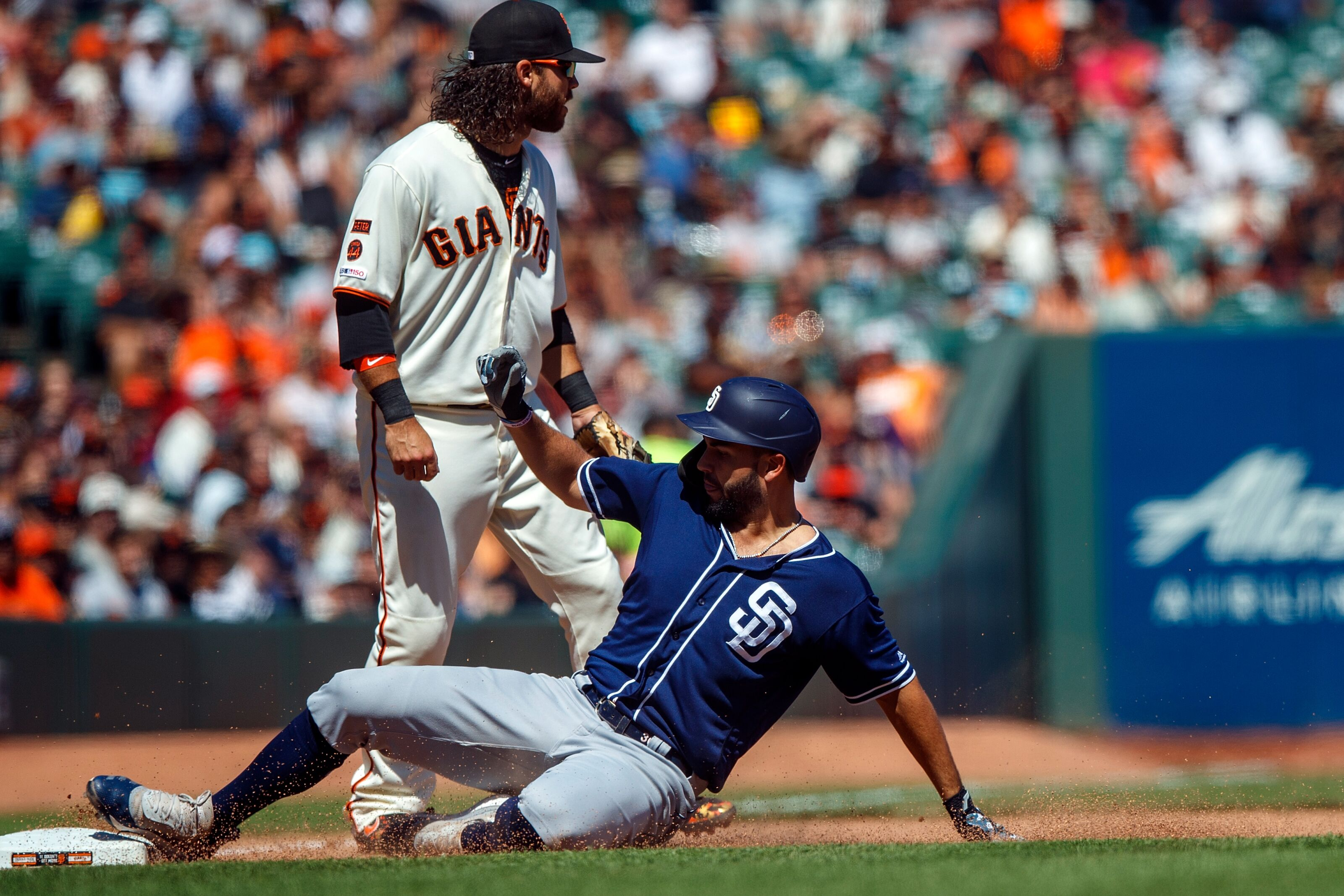 Padres: Offseason update on NL West competition — San Francisco Giants