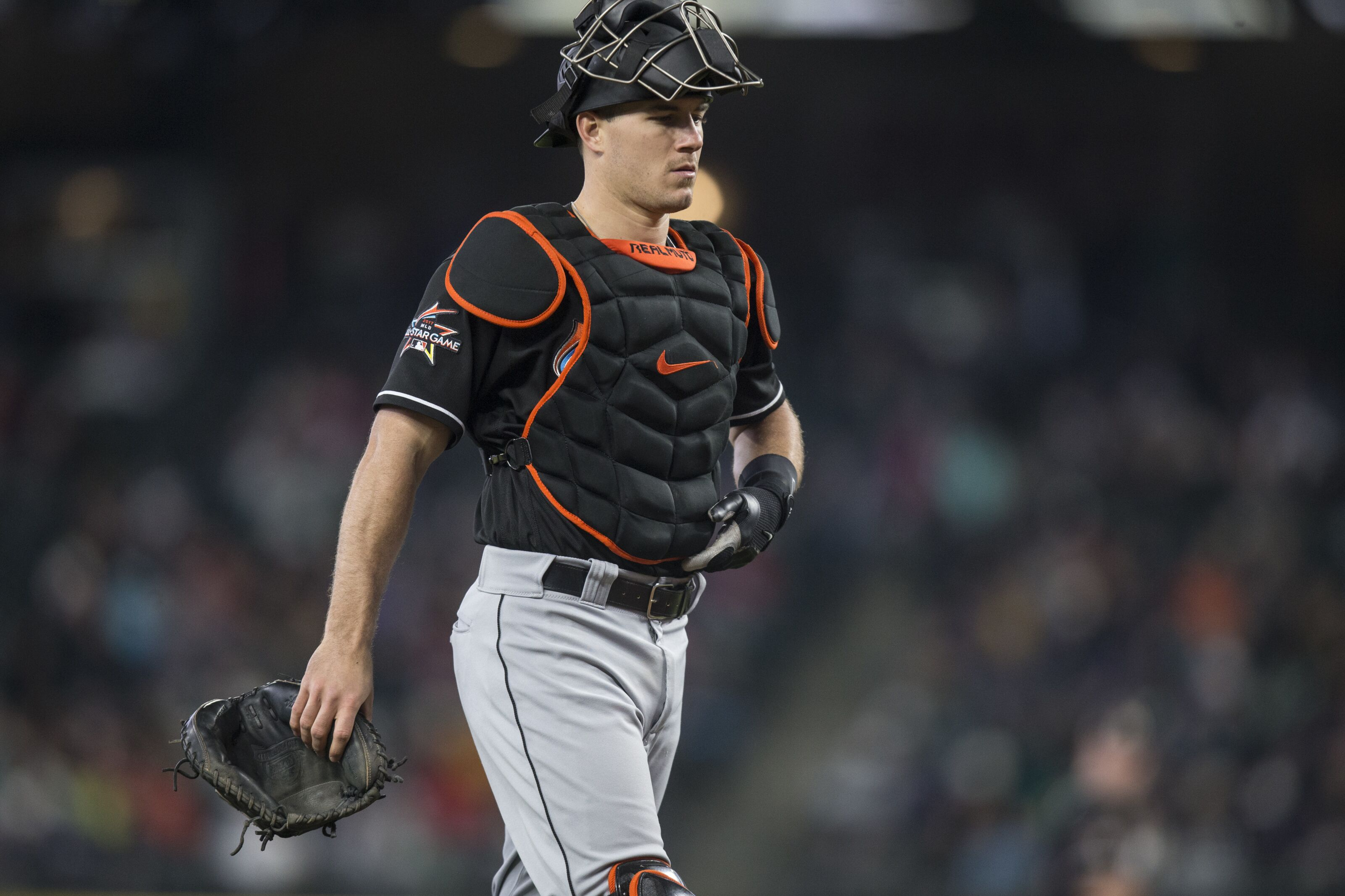 0d5cca411b6 San Diego Padres Remain In The Hunt For J.T. Realmuto