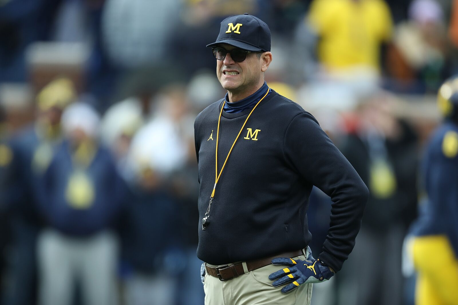 Michigan Football: It's not time to fire Jim Harbaugh just yet