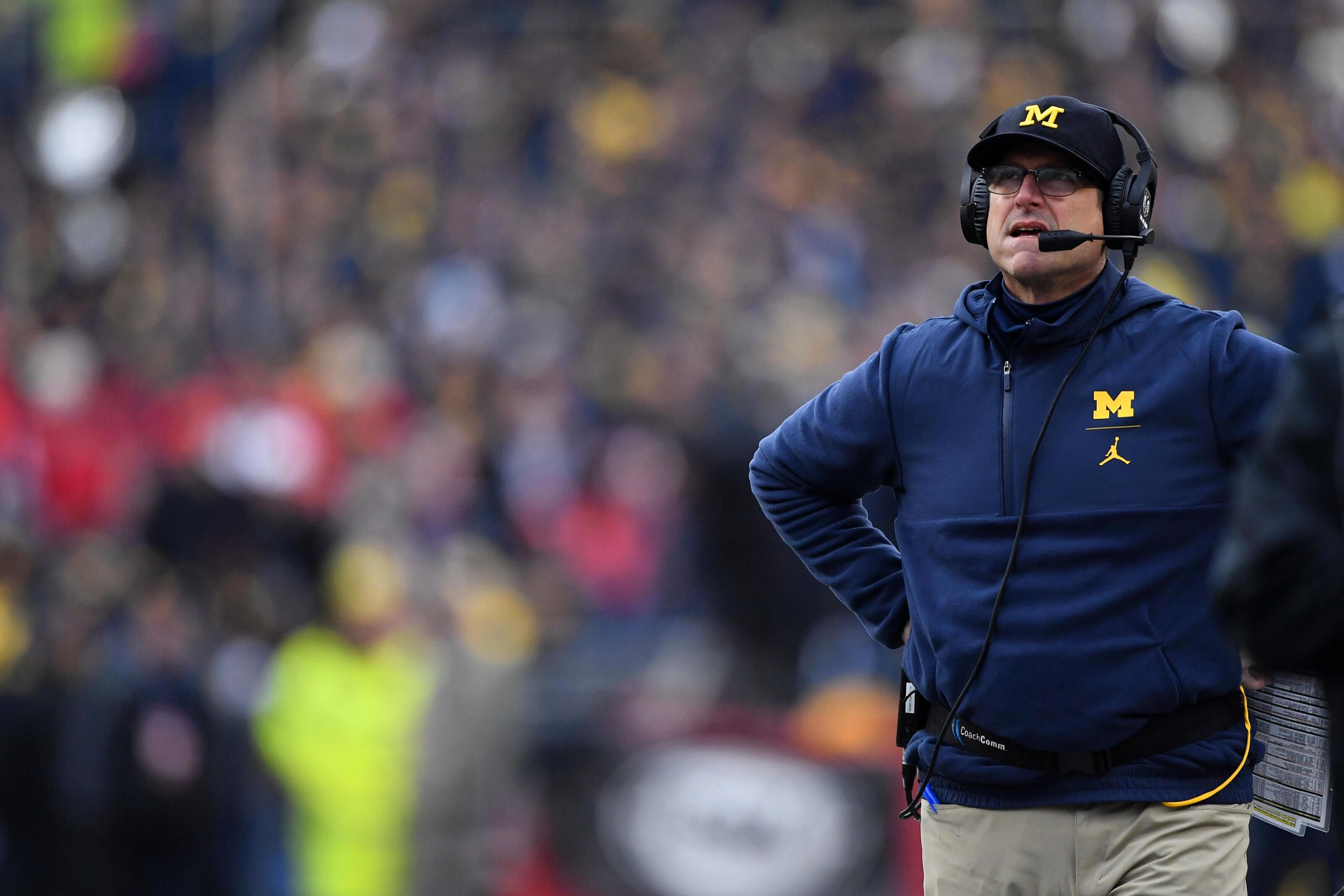 Michigan Football: Jim Harbaugh deserves credit and criticism