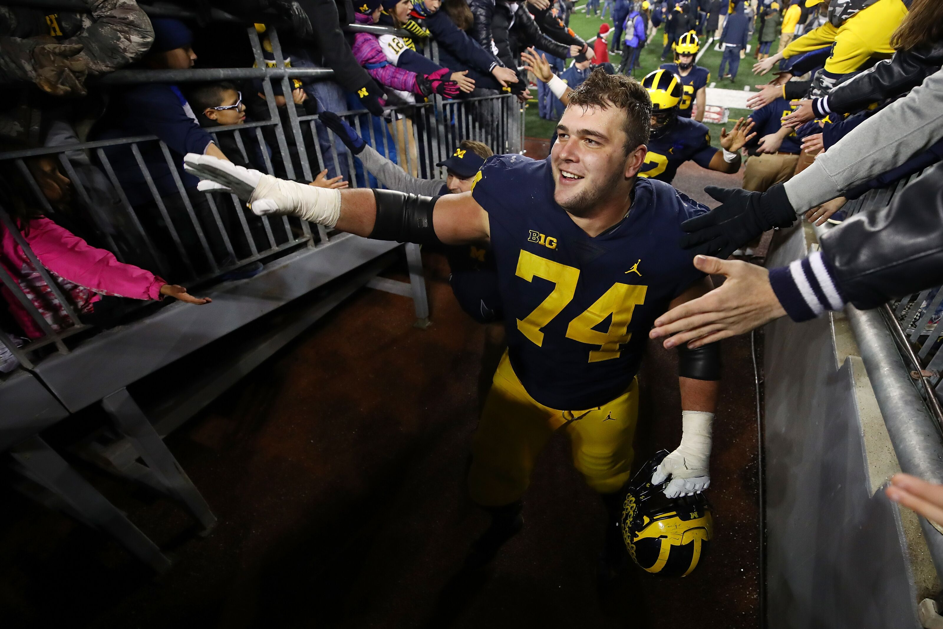 Michigan Football: What Wolverines said about injuries, Shea Patterson