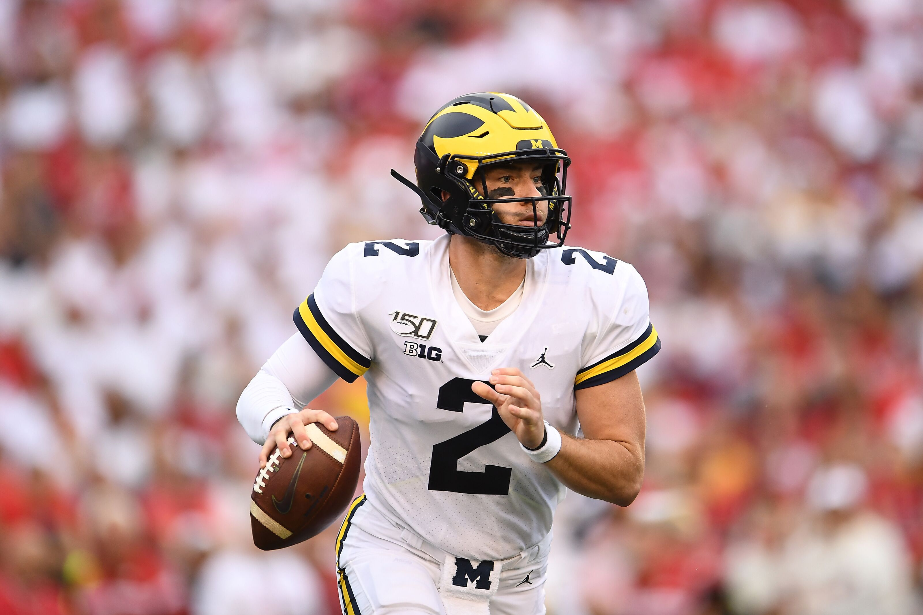 Michigan Football: Is Shea Patterson up for challenge of Penn State?