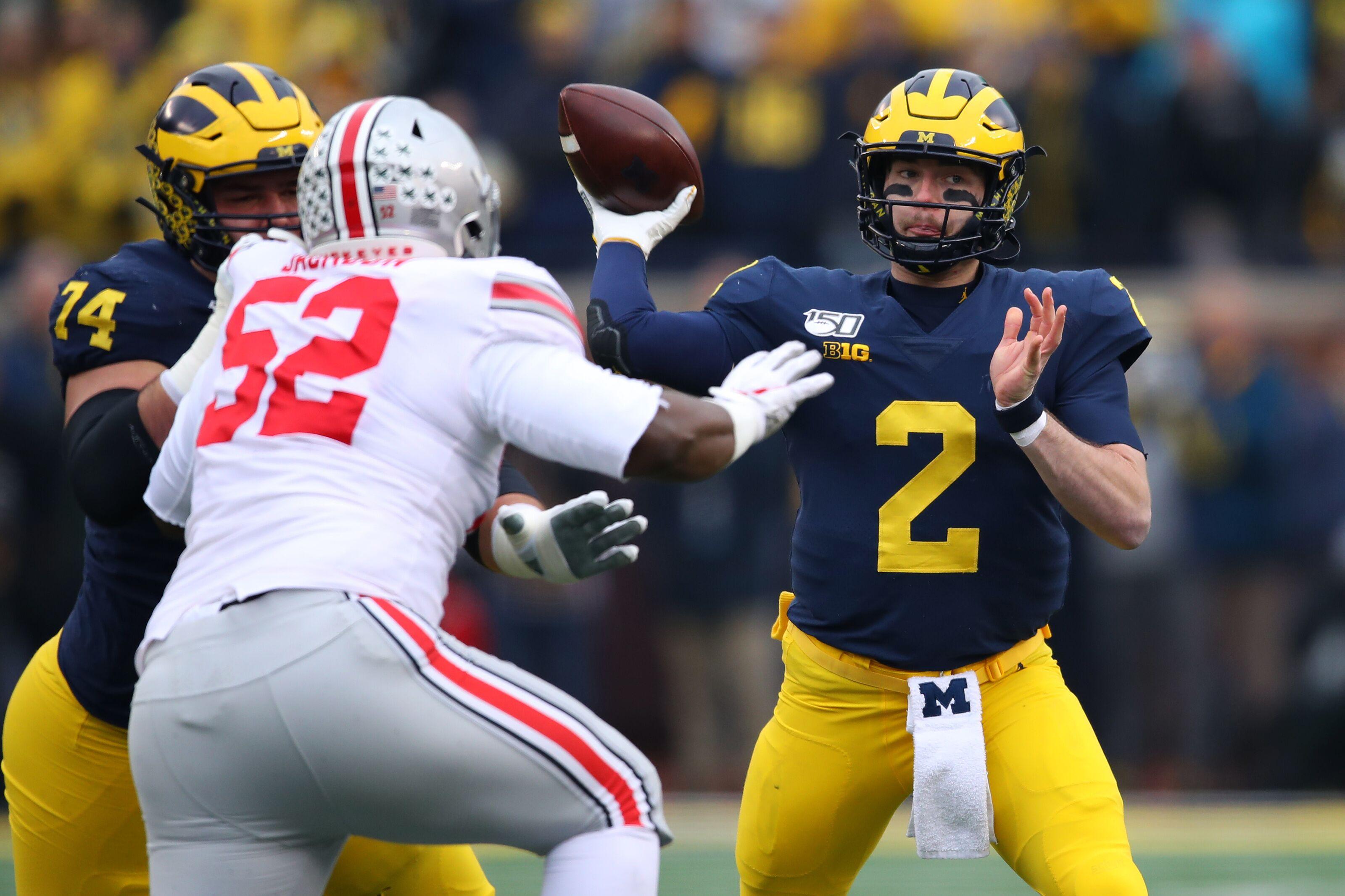 Michigan Football: Ohio State loss made Wolverines season a failure