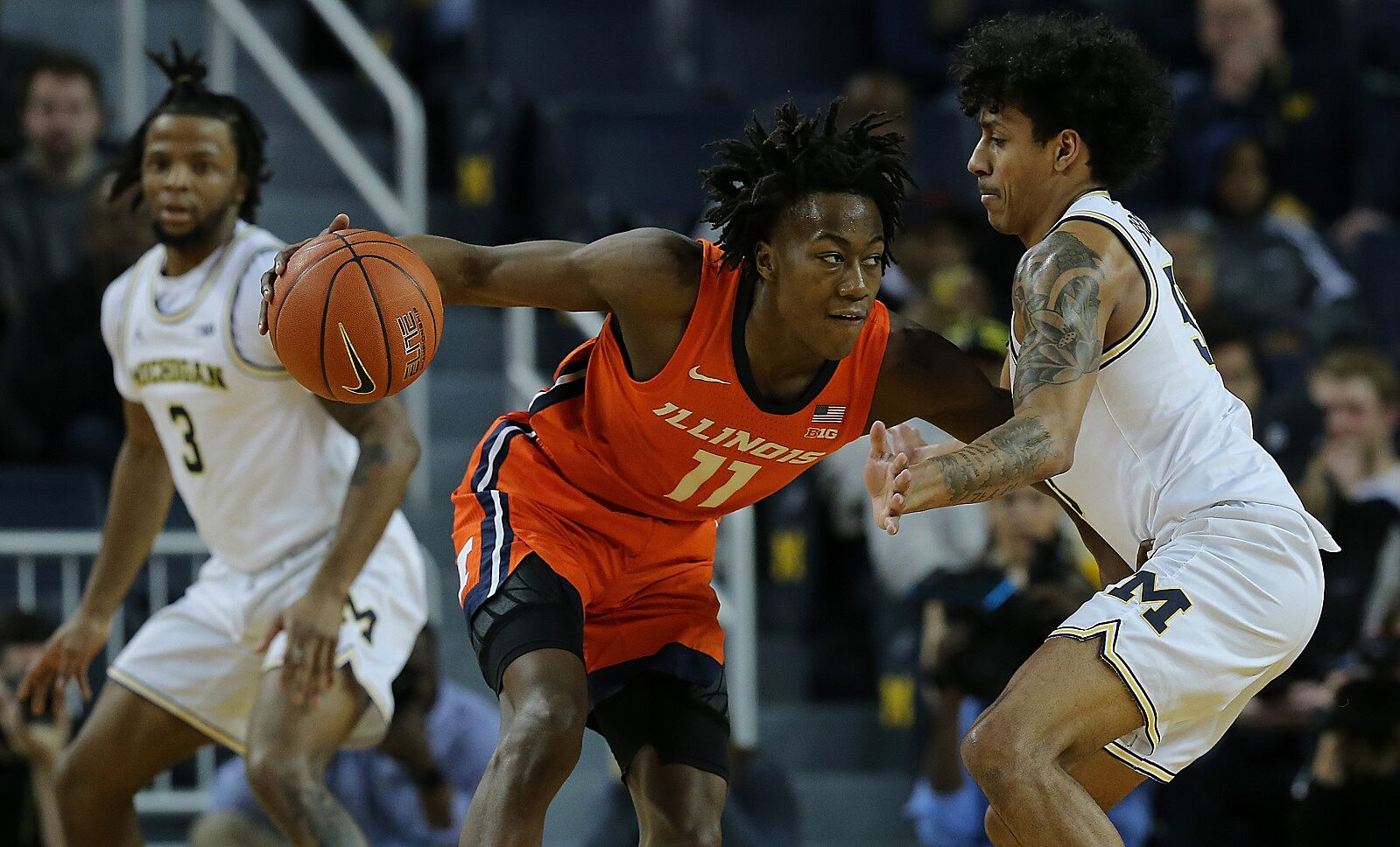 Michigan Basketball: 3 things we learned in costly loss to Illinois