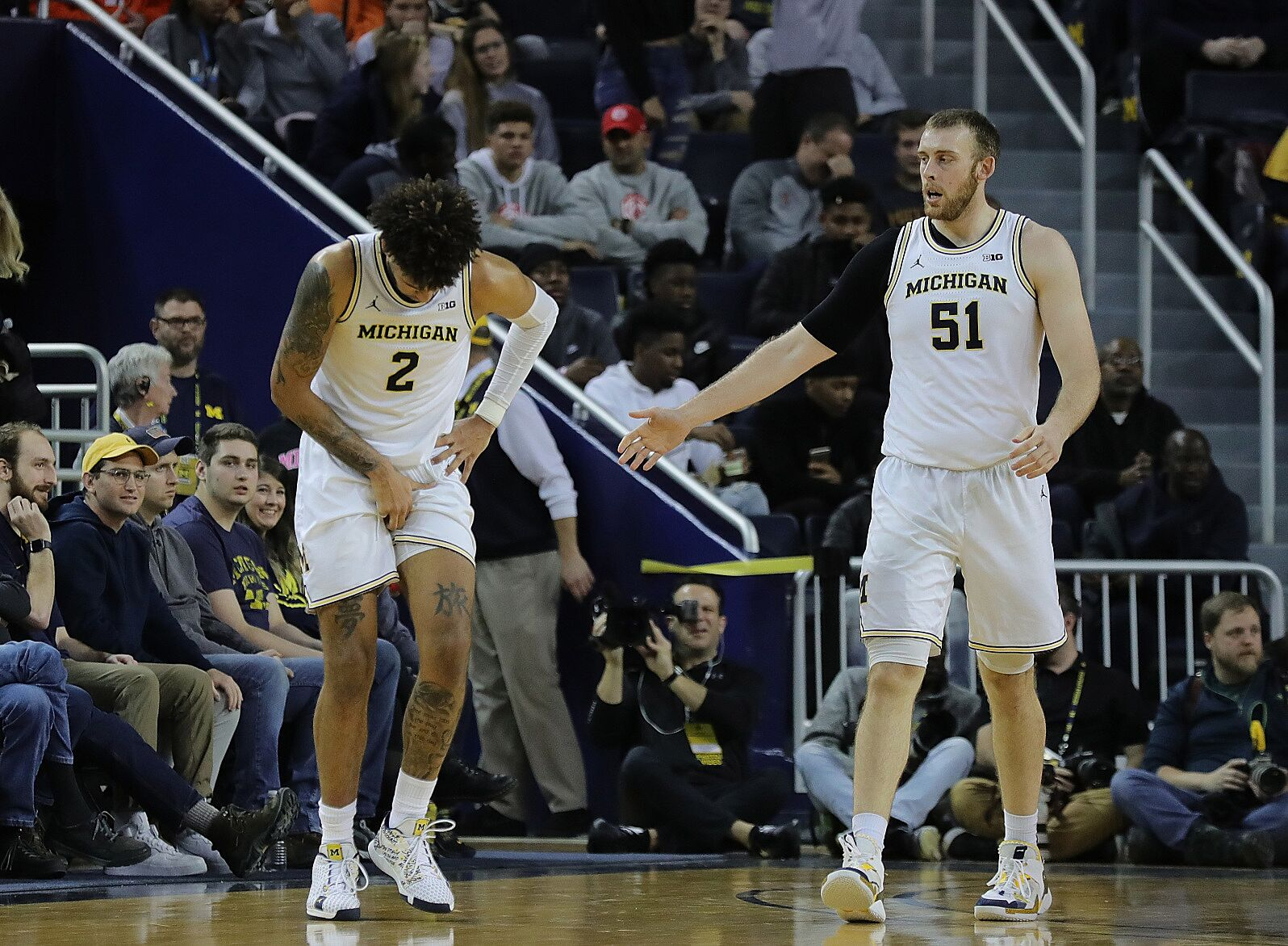 Michigan Basketball: Wolverines season officially in crisis mode