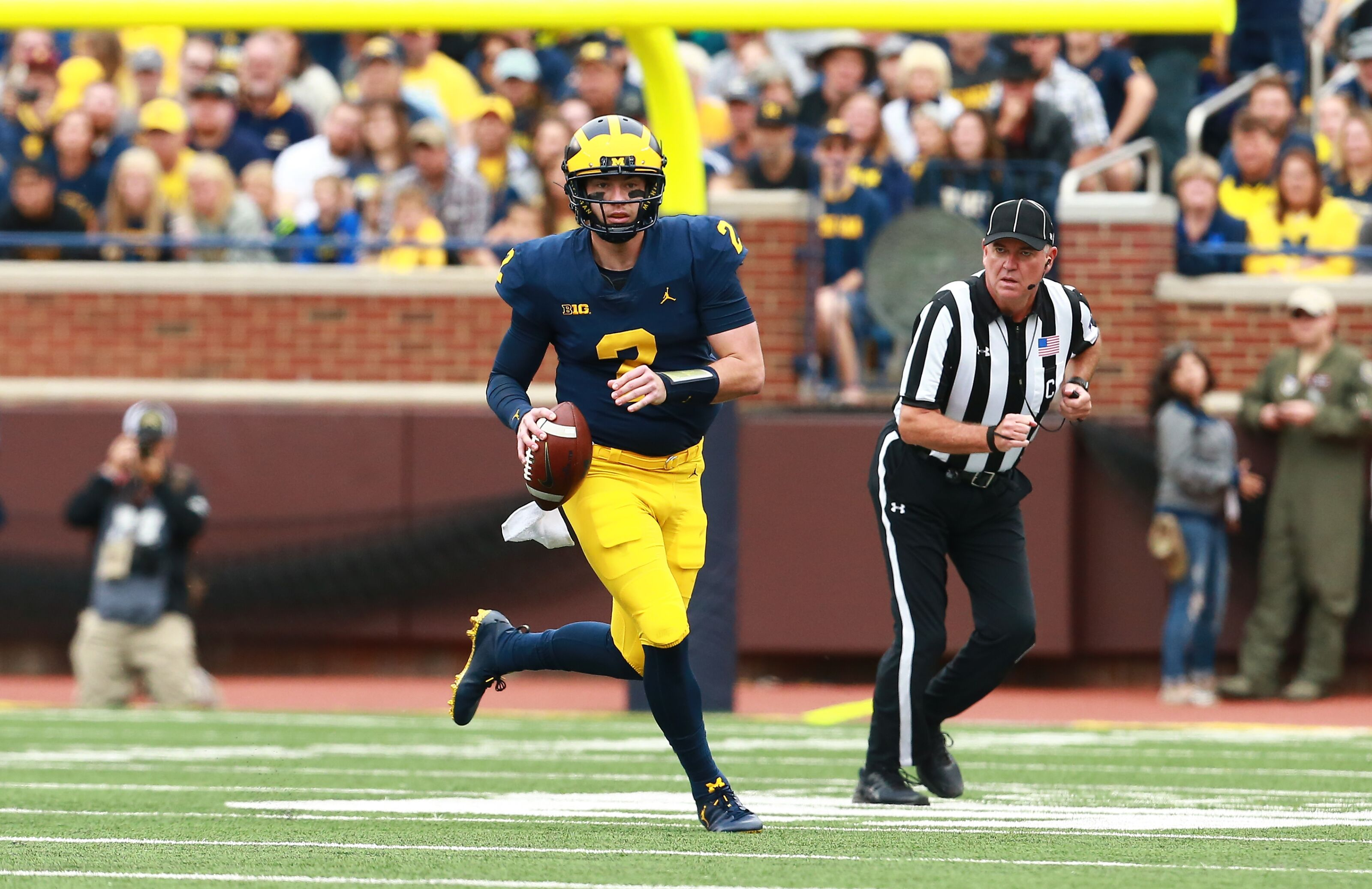 Michigan Football 3 Predictions For The Wolverines