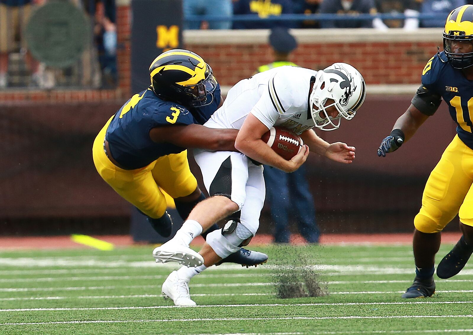 e8f11107073a Michigan Football  3 Wolverines that could breakout in the Peach ...