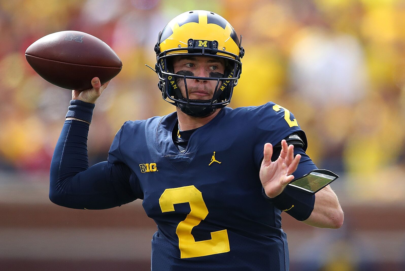 Michigan Football: Ranking the Top 10 players on the current roster