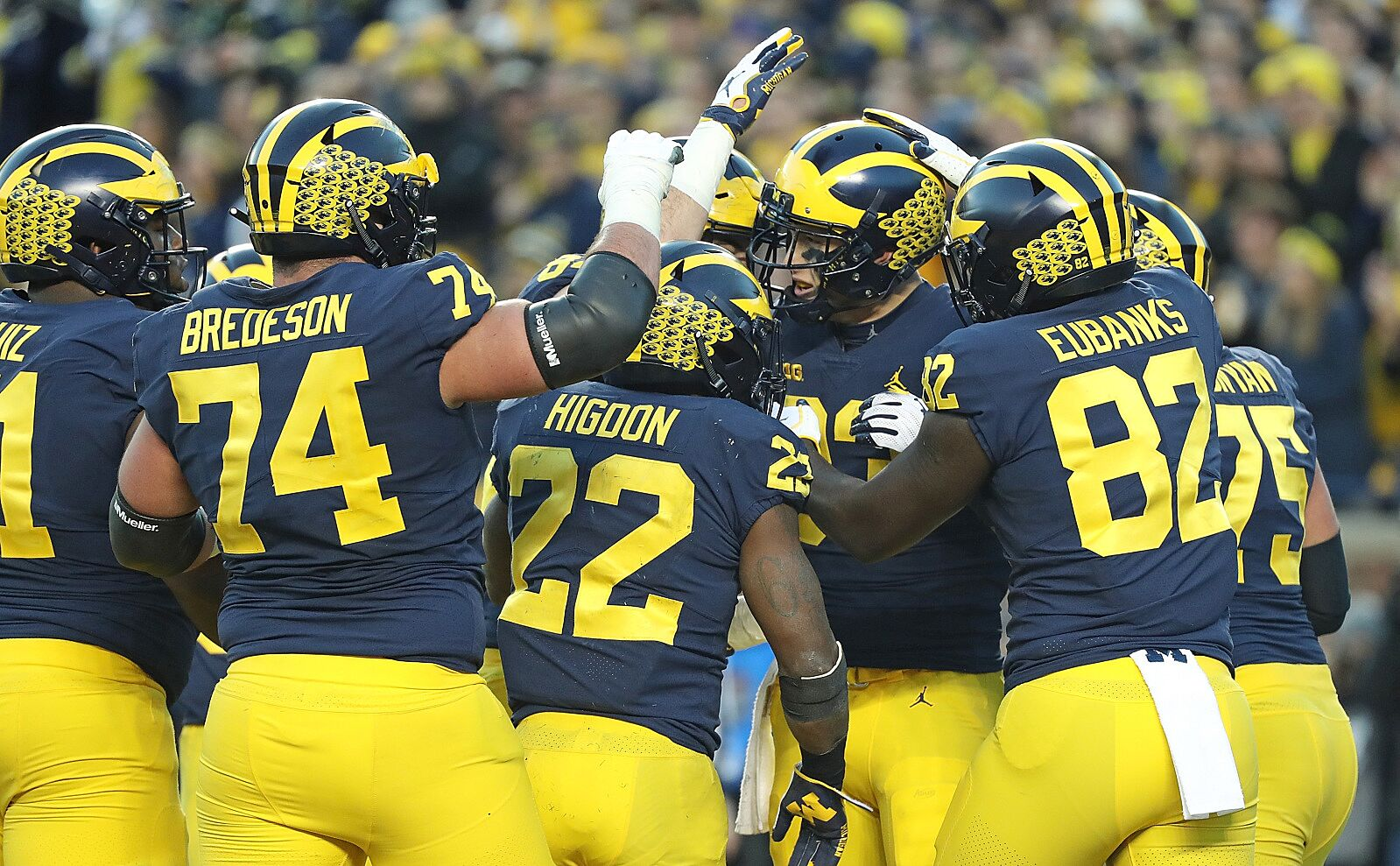 4e31c2e6944ea0 Michigan Football  5 Wolverines that need to step up this spring ...