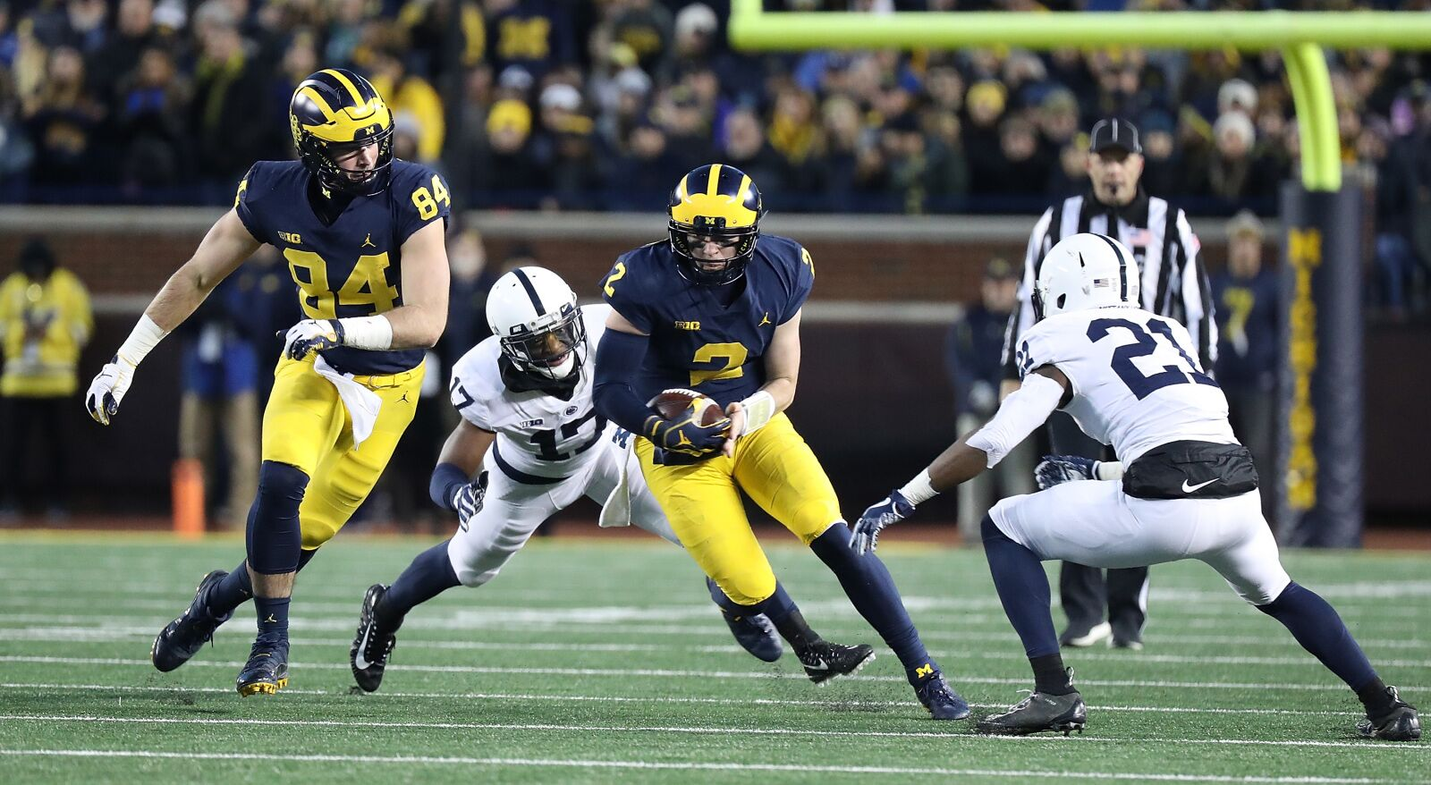 Michigan Football: How new offense helps Wolverines defense too